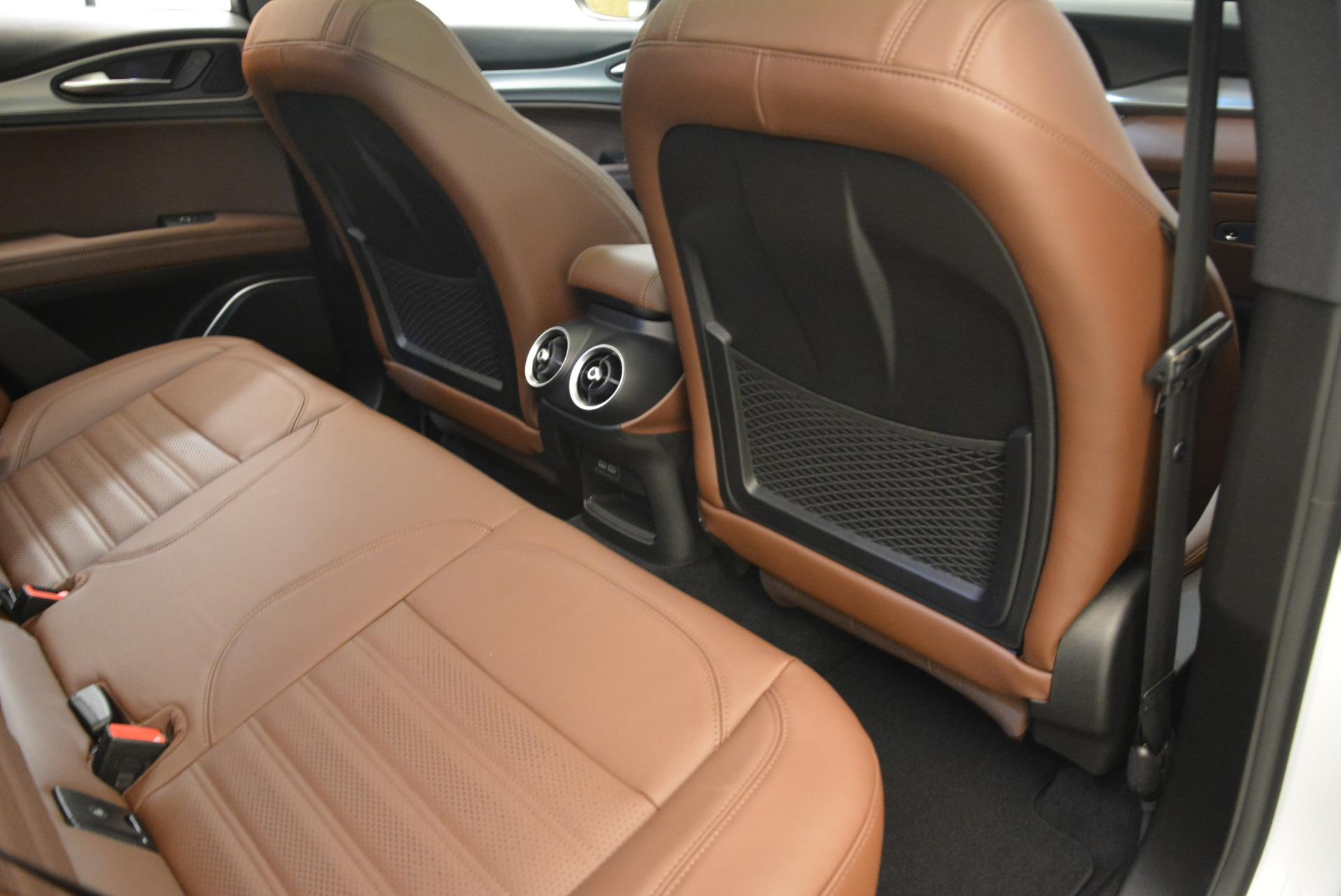 New 2018 Alfa Romeo Stelvio Ti Sport Q4 For Sale In Westport, CT 2044_p22