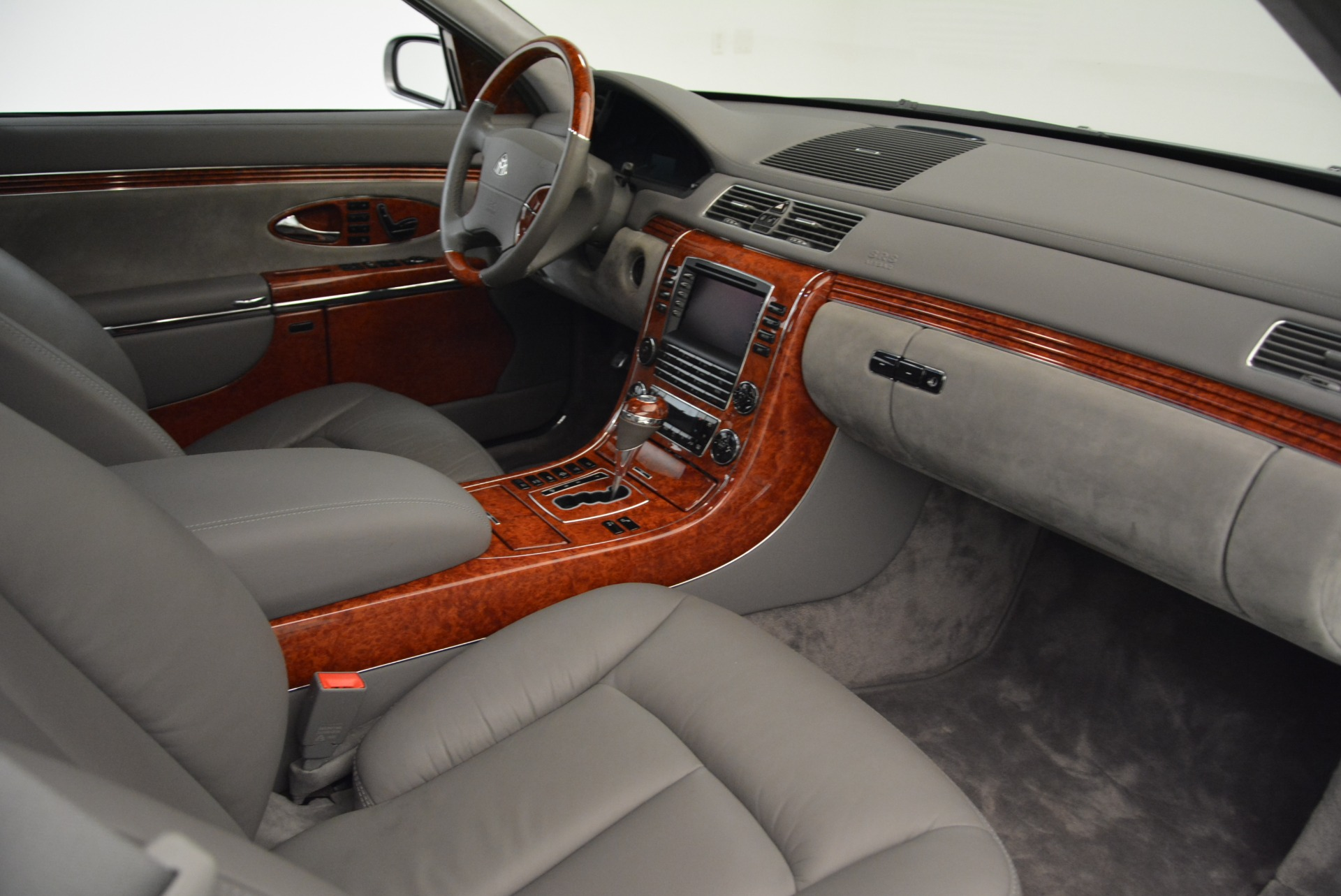 Used 2004 Maybach 57  For Sale In Westport, CT 2045_p26