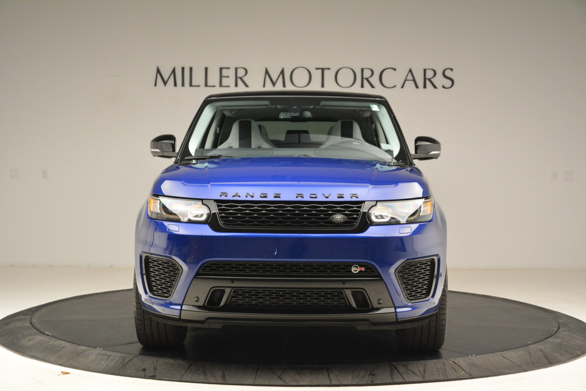 Used 2015 Land Rover Range Rover Sport SVR For Sale In Westport, CT 2046_p12