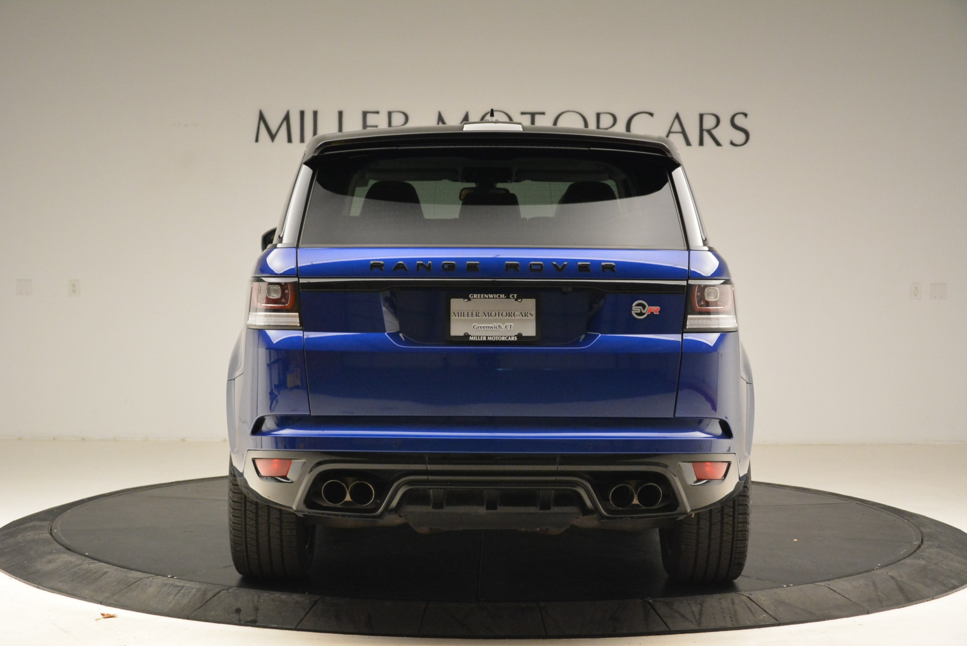 Used 2015 Land Rover Range Rover Sport SVR For Sale In Westport, CT 2046_p6