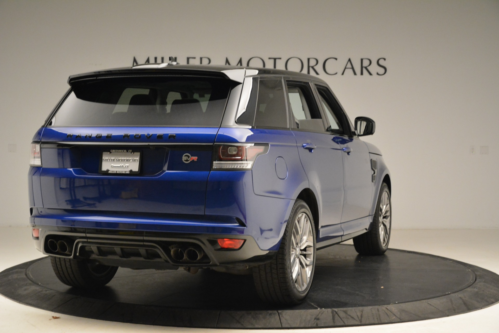 Used 2015 Land Rover Range Rover Sport SVR For Sale In Westport, CT 2046_p7
