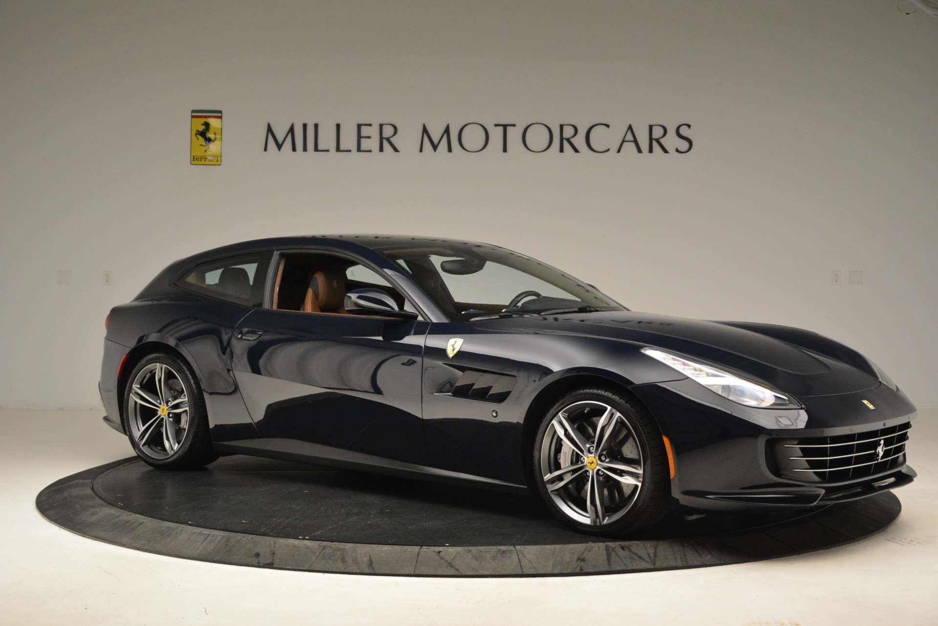 Used 2017 Ferrari GTC4Lusso  For Sale In Westport, CT 2047_p10