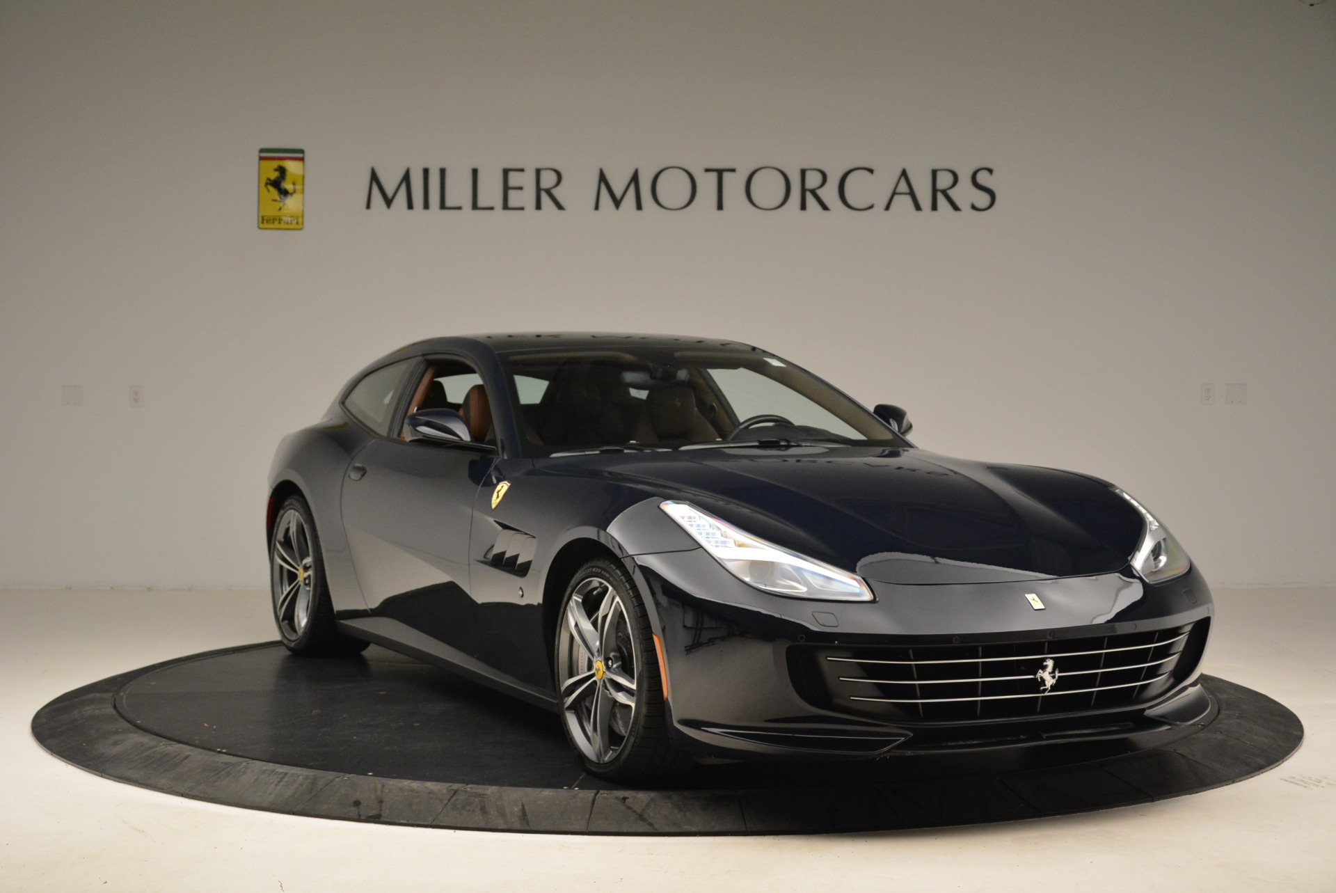 Used 2017 Ferrari GTC4Lusso  For Sale In Westport, CT 2047_p11