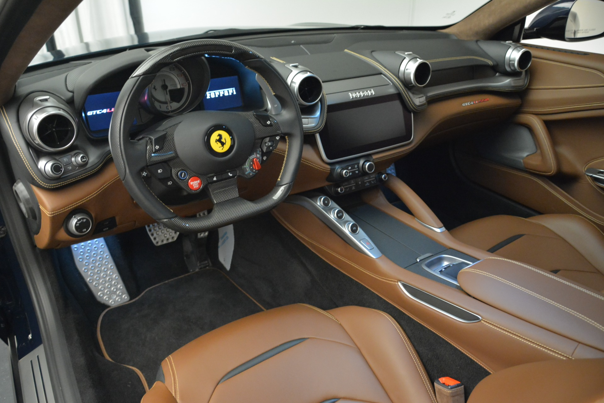 Used 2017 Ferrari GTC4Lusso  For Sale In Westport, CT 2047_p13
