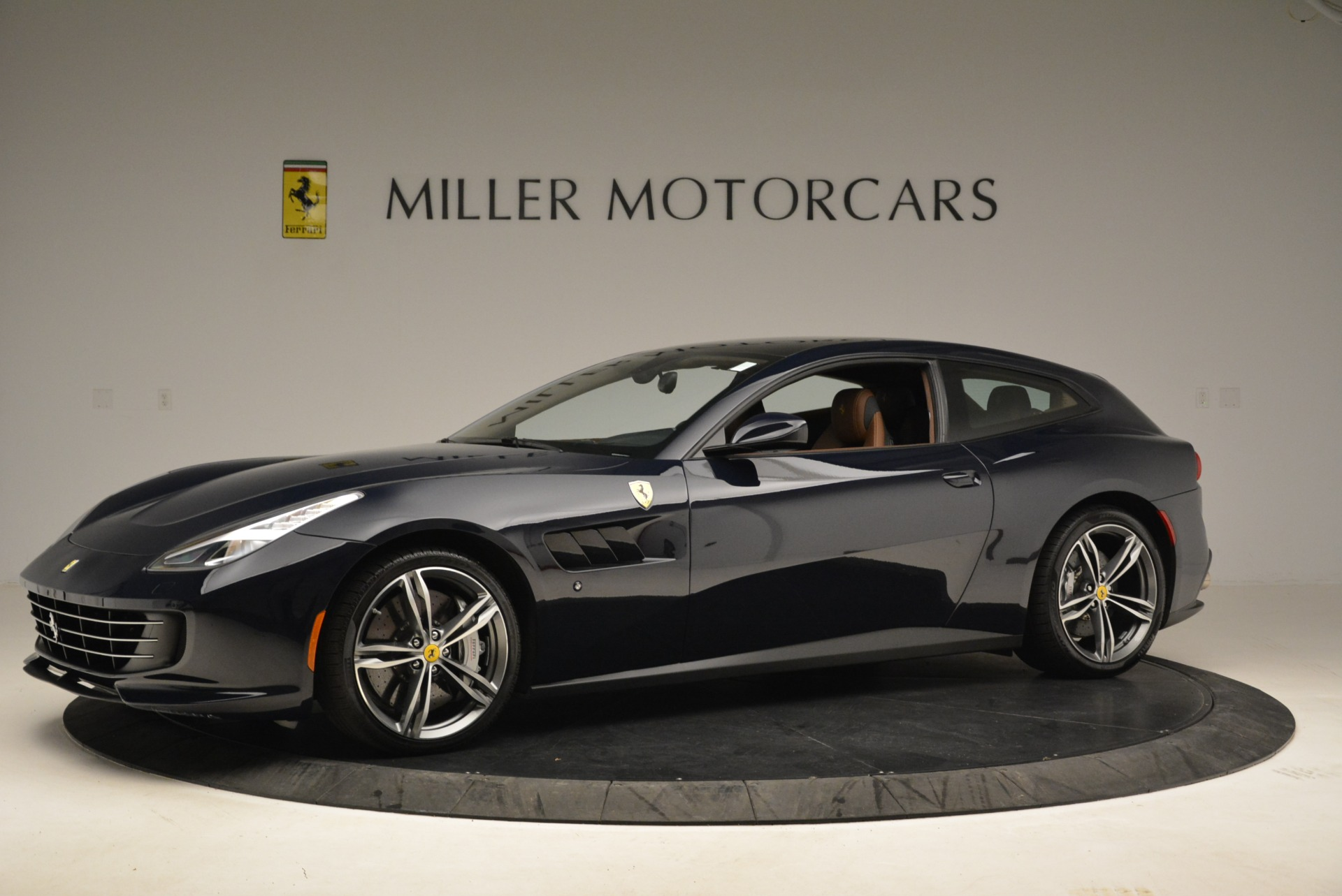 Used 2017 Ferrari GTC4Lusso  For Sale In Westport, CT 2047_p2