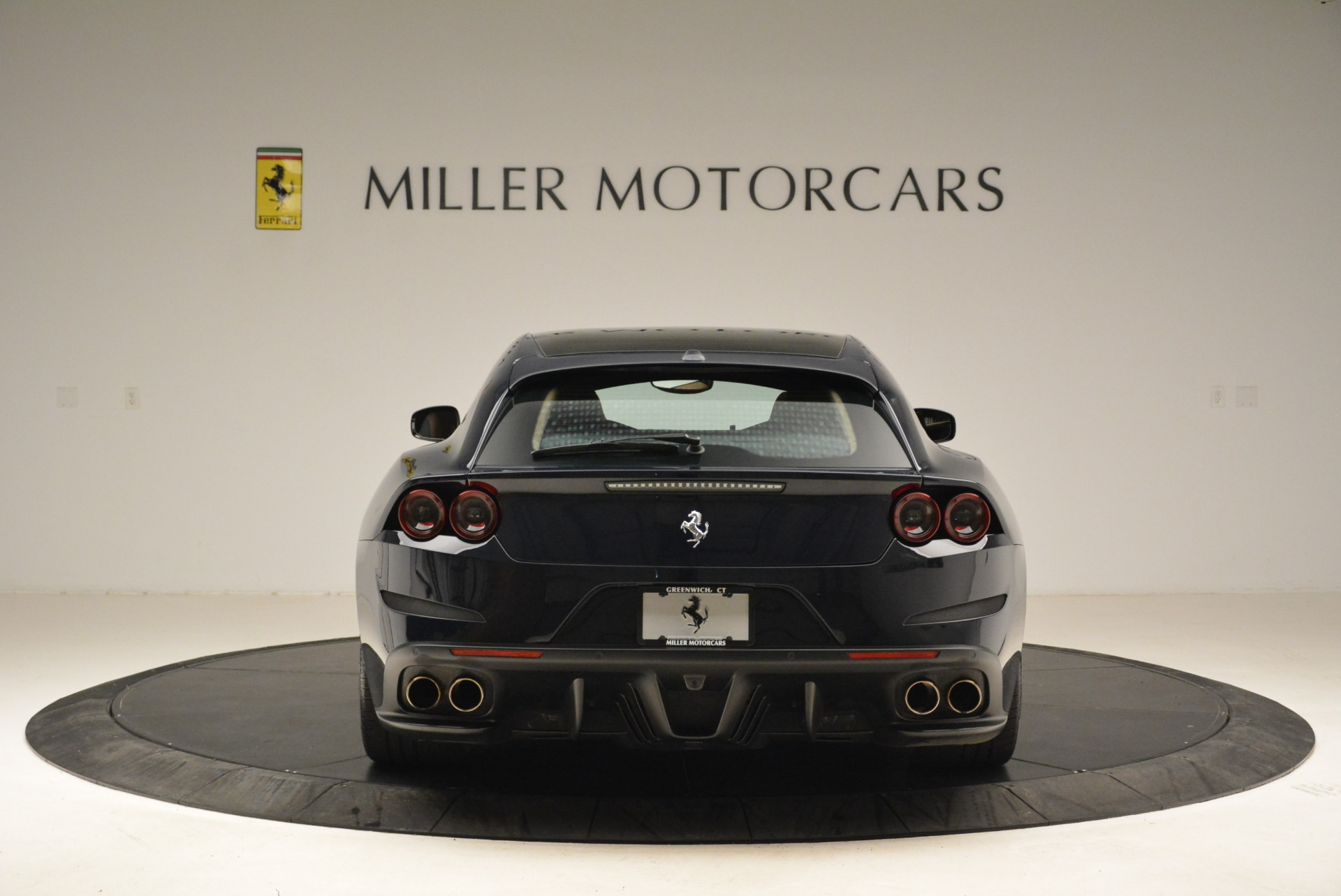 Used 2017 Ferrari GTC4Lusso  For Sale In Westport, CT 2047_p6