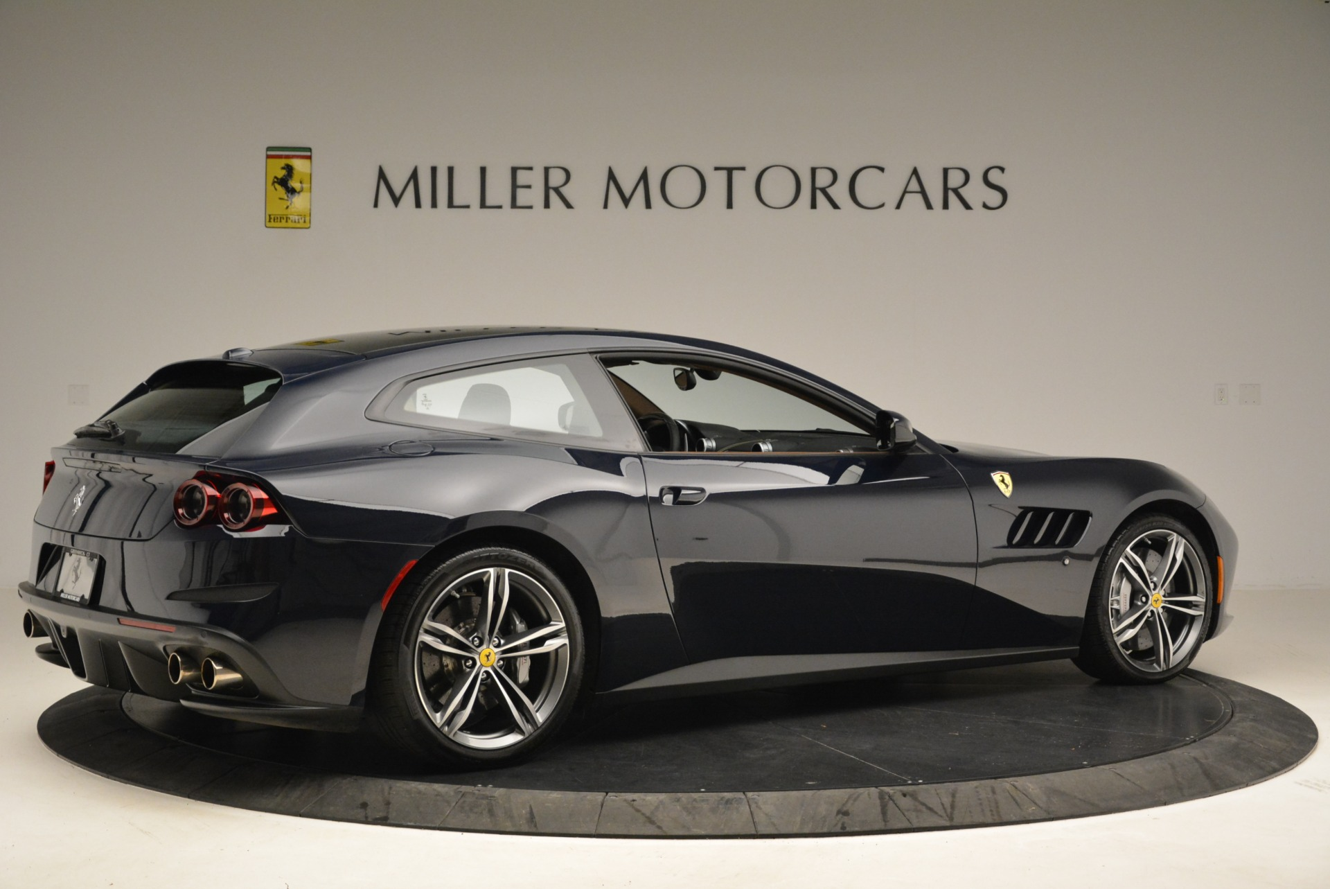 Used 2017 Ferrari GTC4Lusso  For Sale In Westport, CT 2047_p8