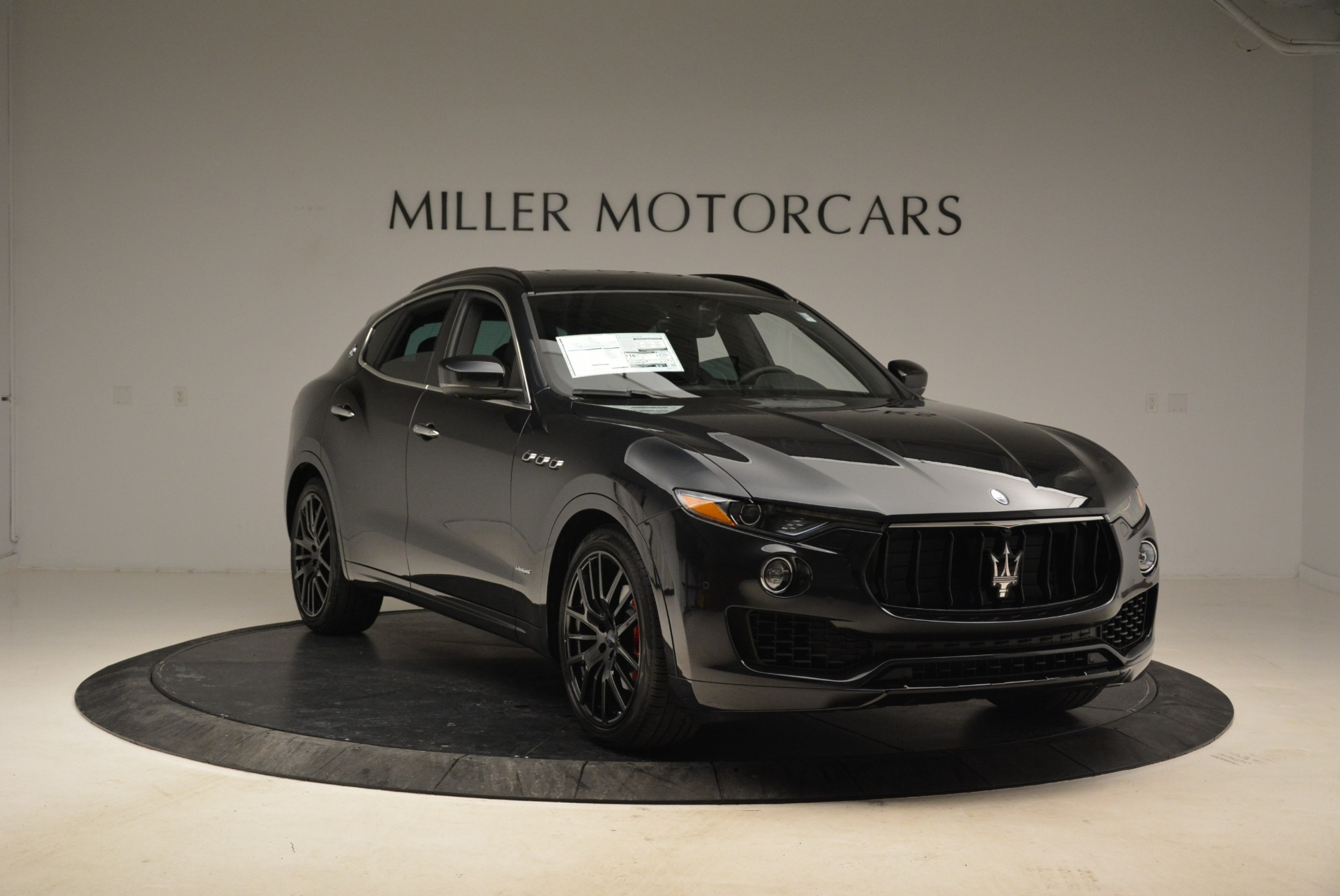 New 2018 Maserati Levante Q4 GranSport For Sale In Westport, CT 2048_p10