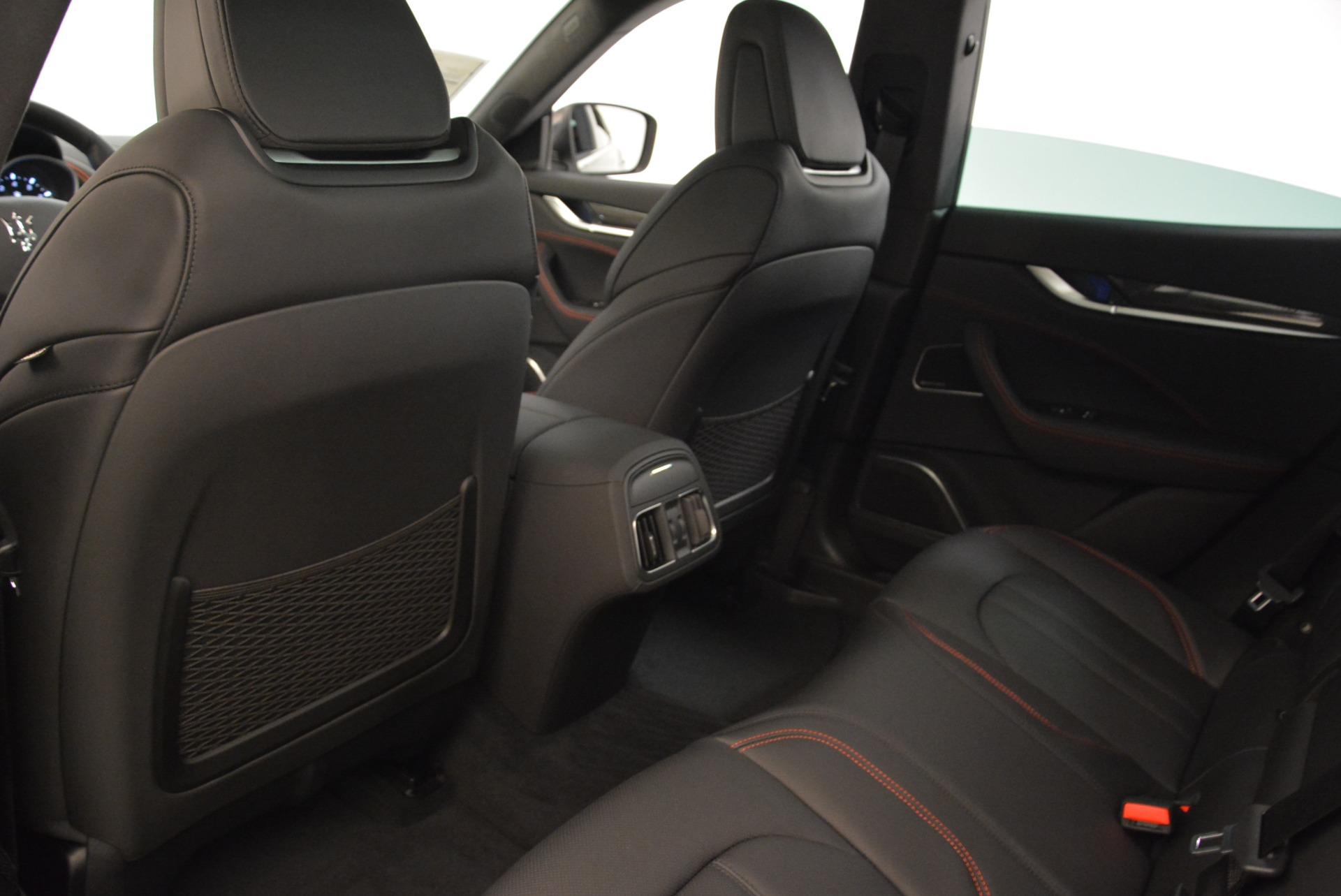 New 2018 Maserati Levante Q4 GranSport For Sale In Westport, CT 2048_p19