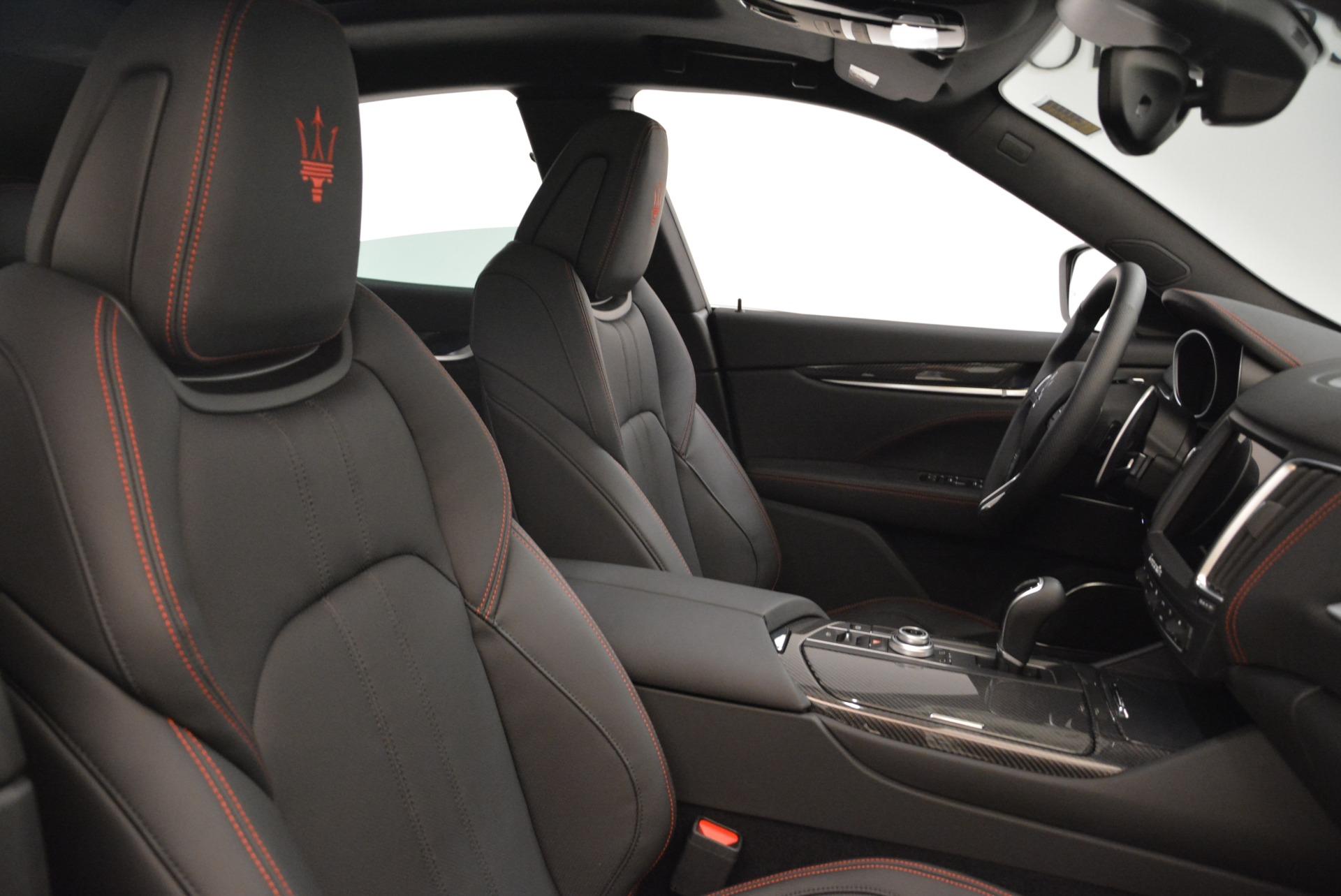 New 2018 Maserati Levante Q4 GranSport For Sale In Westport, CT 2048_p23