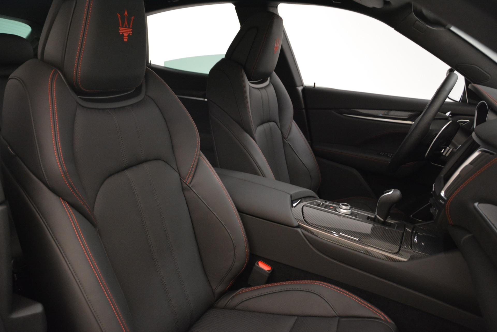 New 2018 Maserati Levante Q4 GranSport For Sale In Westport, CT 2048_p24