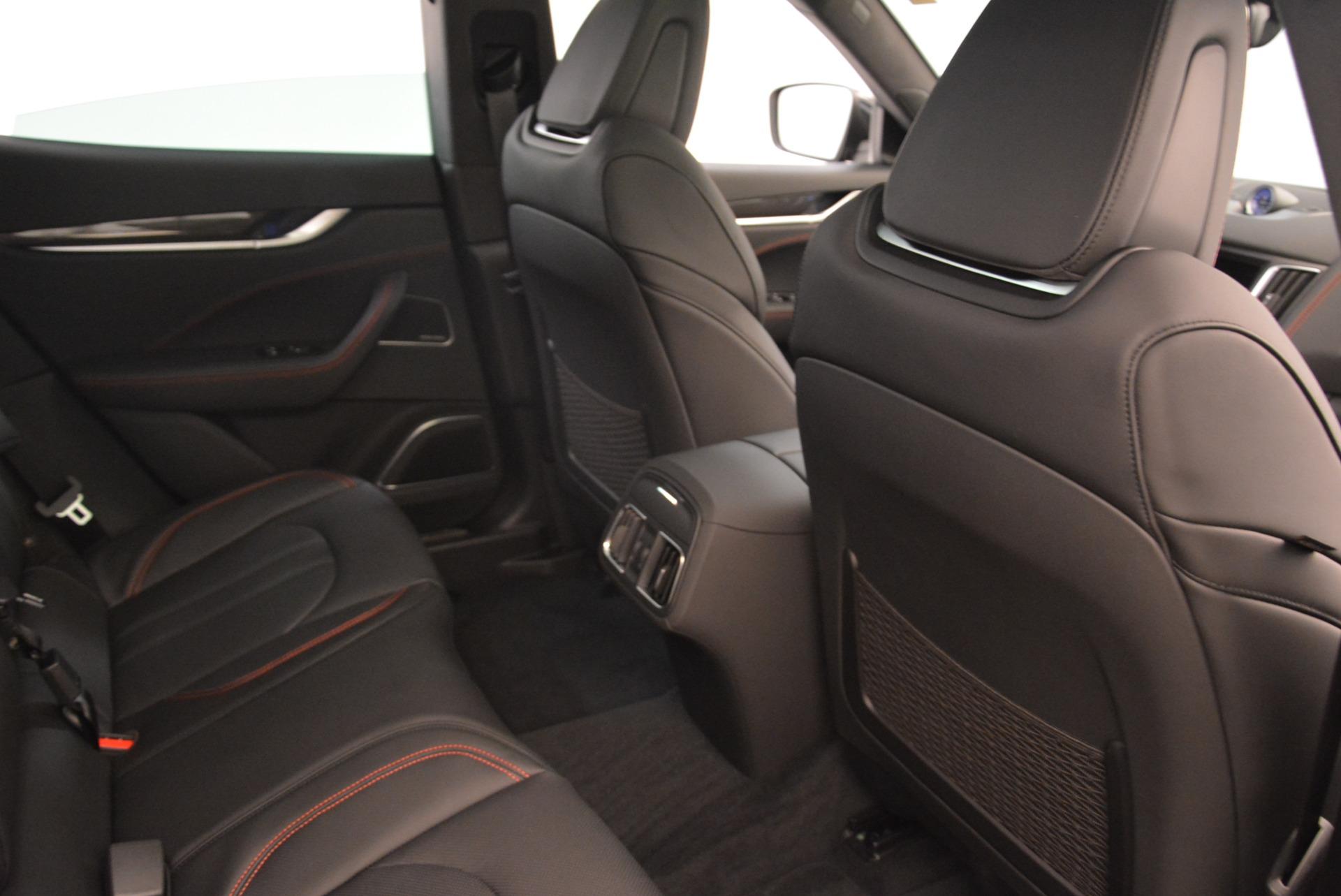 New 2018 Maserati Levante Q4 GranSport For Sale In Westport, CT 2048_p25
