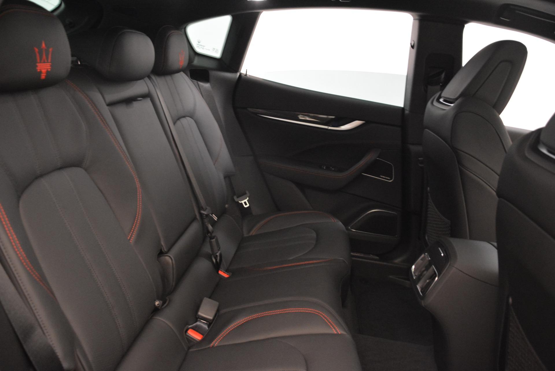 New 2018 Maserati Levante Q4 GranSport For Sale In Westport, CT 2048_p26