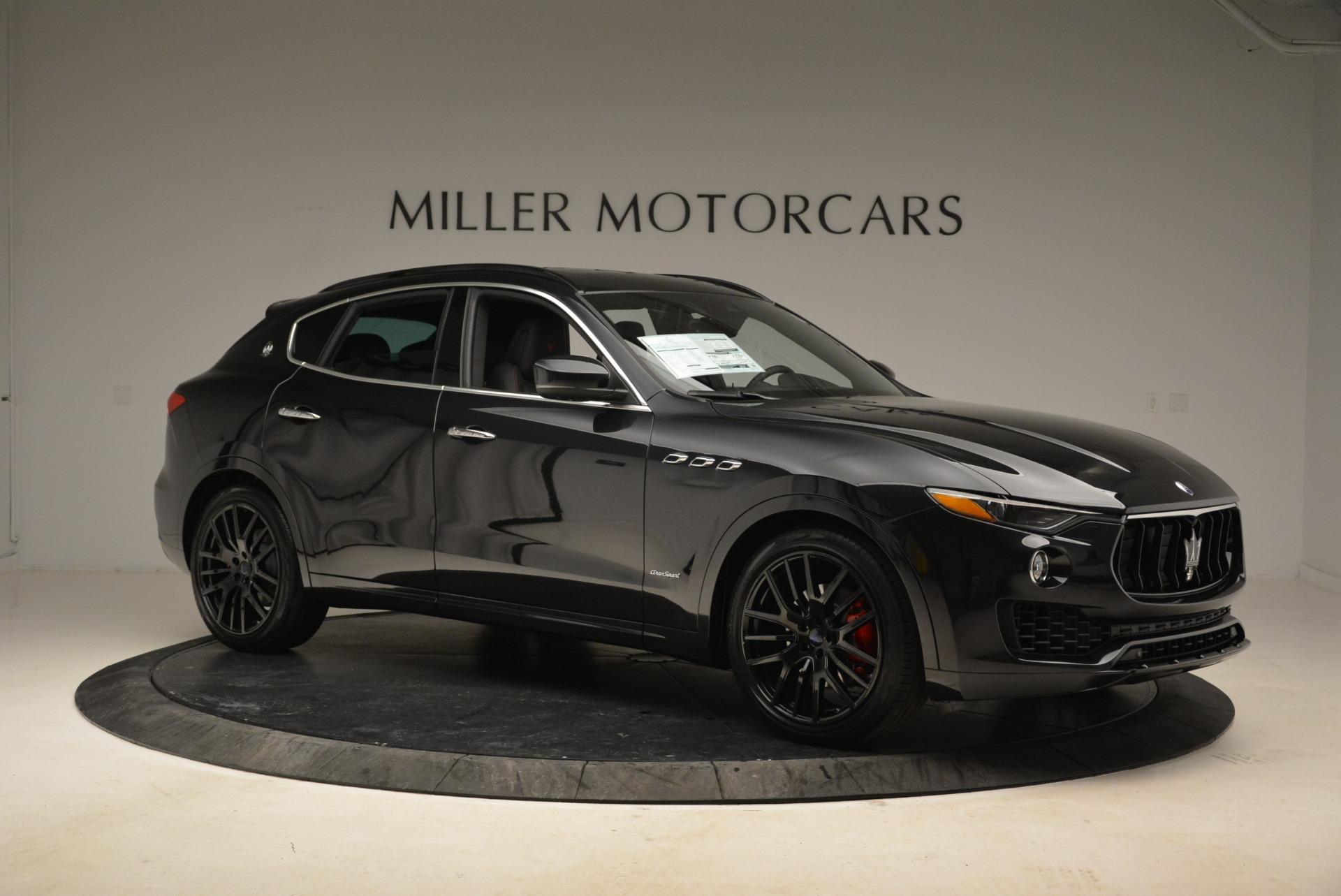 New 2018 Maserati Levante Q4 GranSport For Sale In Westport, CT 2048_p9