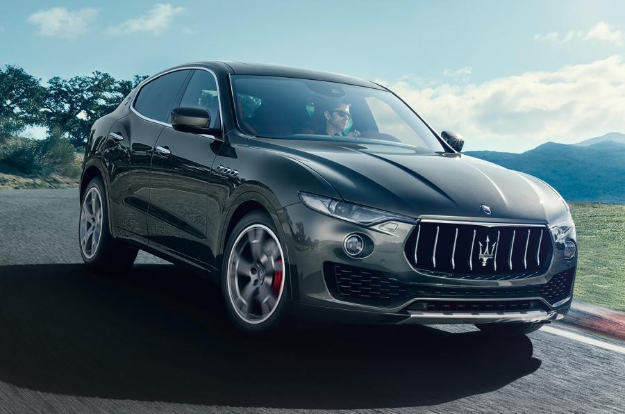 New 2017 Maserati Levante  For Sale In Westport, CT 205_main