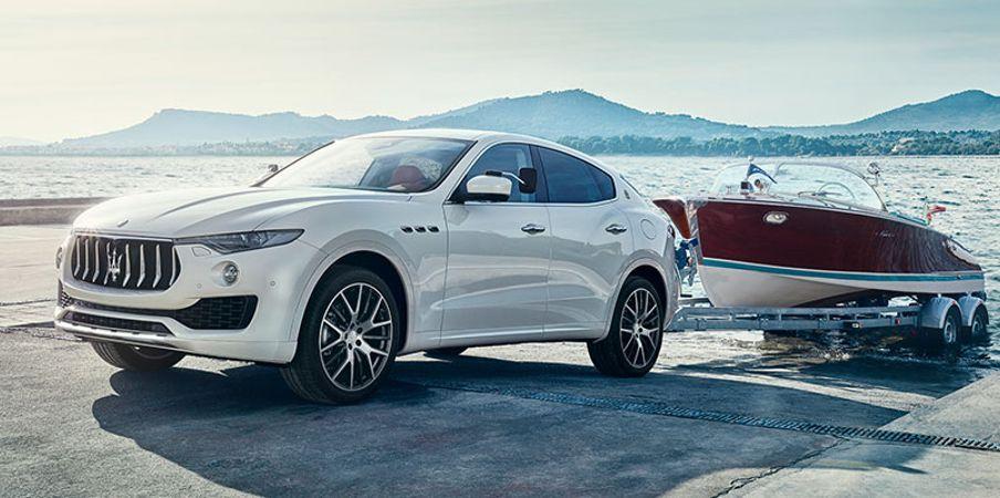 New 2017 Maserati Levante  For Sale In Westport, CT 205_p2