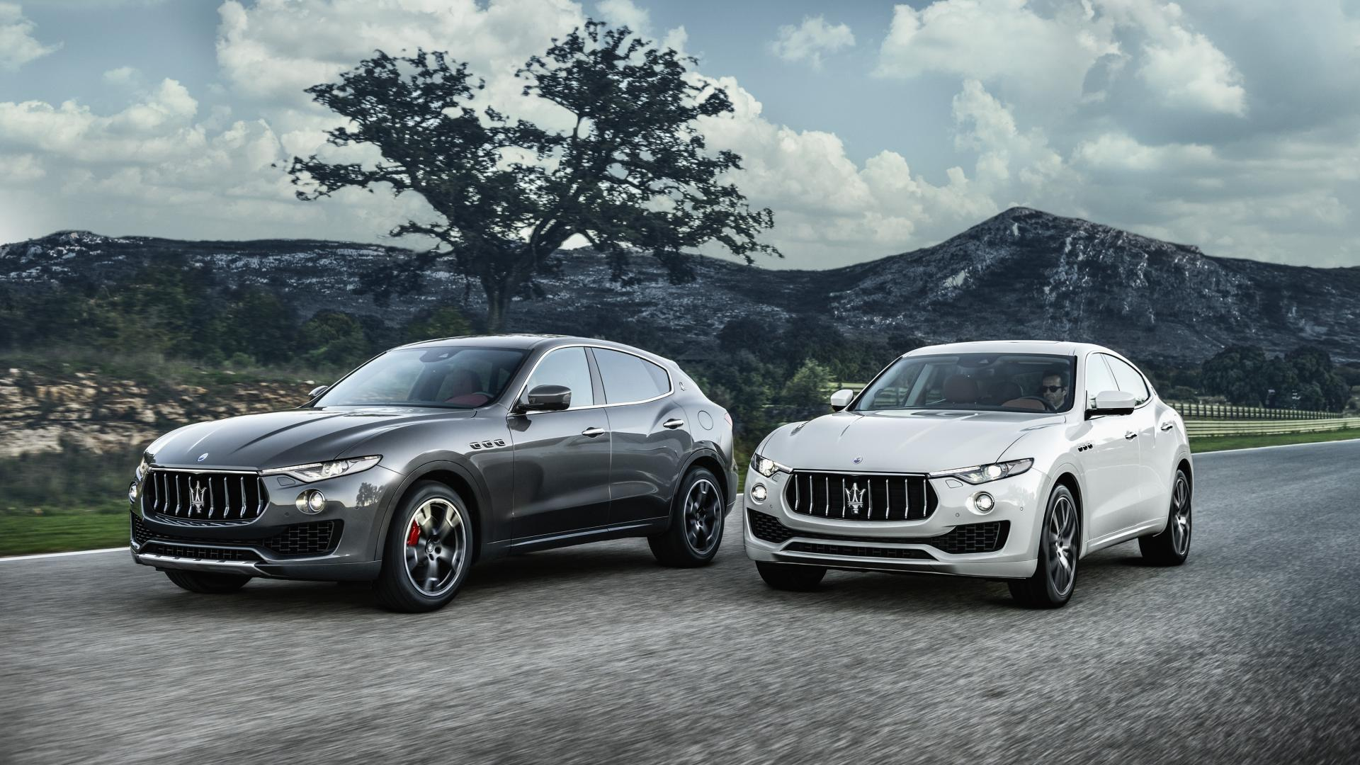 New 2017 Maserati Levante  For Sale In Westport, CT 205_p6