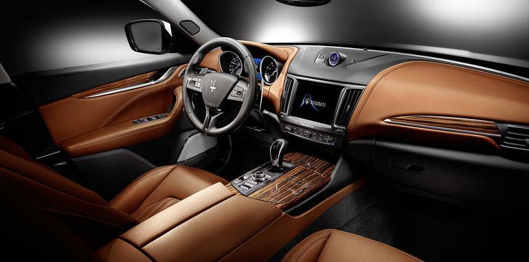 New 2017 Maserati Levante  For Sale In Westport, CT 205_p7