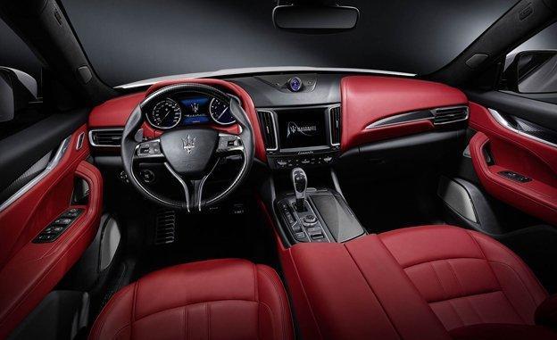 New 2017 Maserati Levante  For Sale In Westport, CT 205_p8