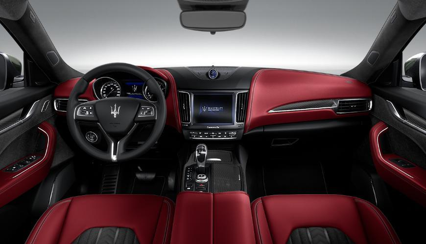 New 2017 Maserati Levante  For Sale In Westport, CT 205_p9