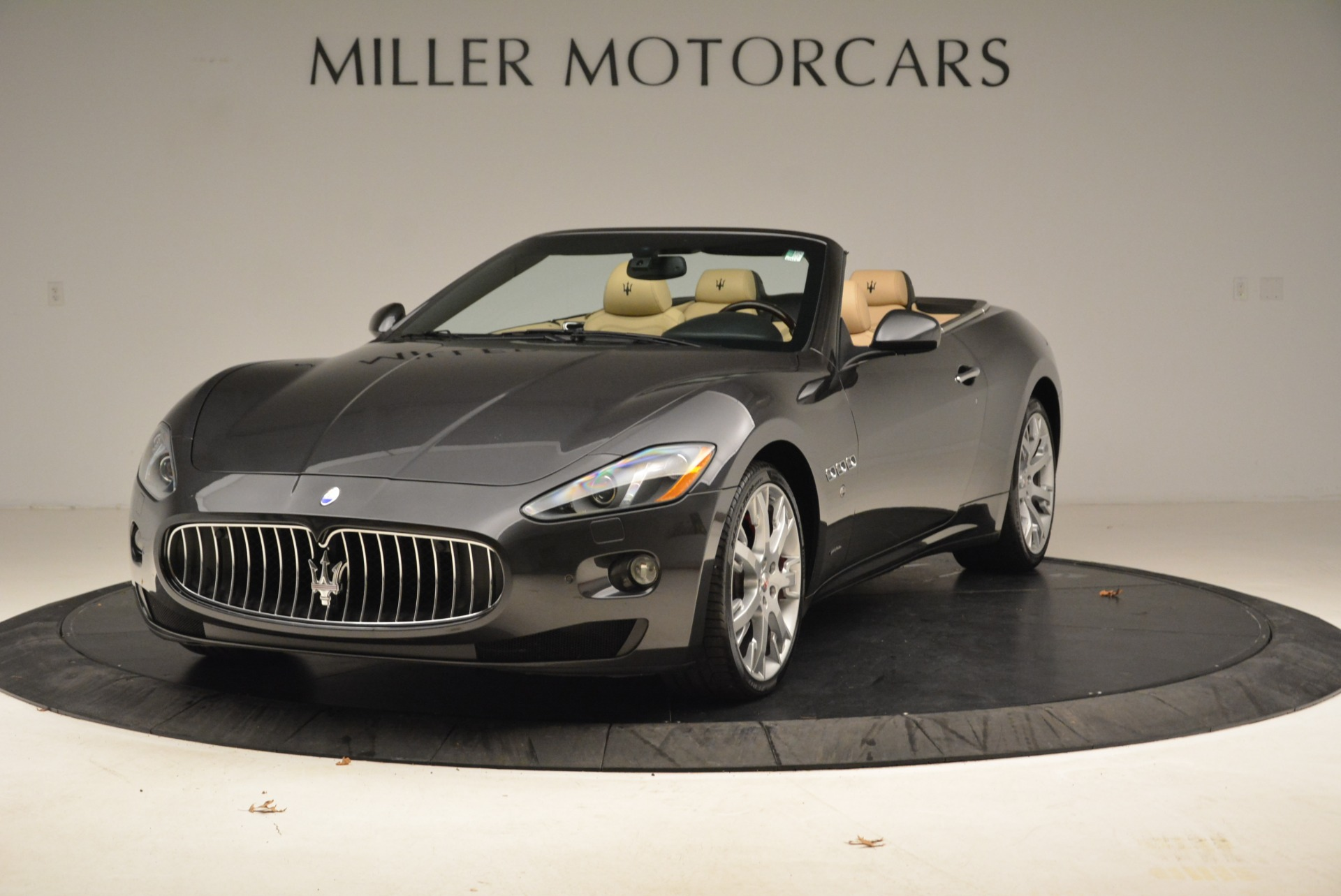 Used 2013 Maserati GranTurismo Convertible  For Sale In Westport, CT