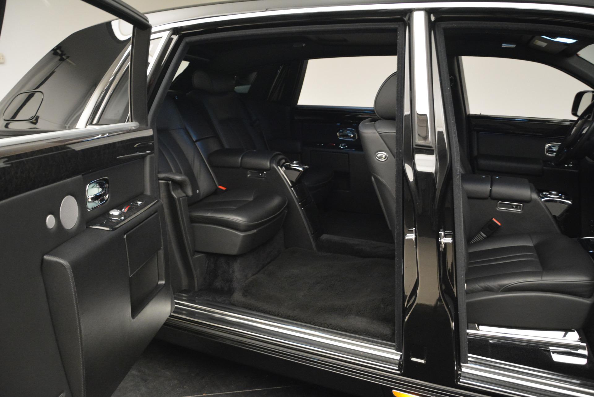 Used 2014 Rolls-Royce Phantom EWB For Sale In Westport, CT 2051_p11