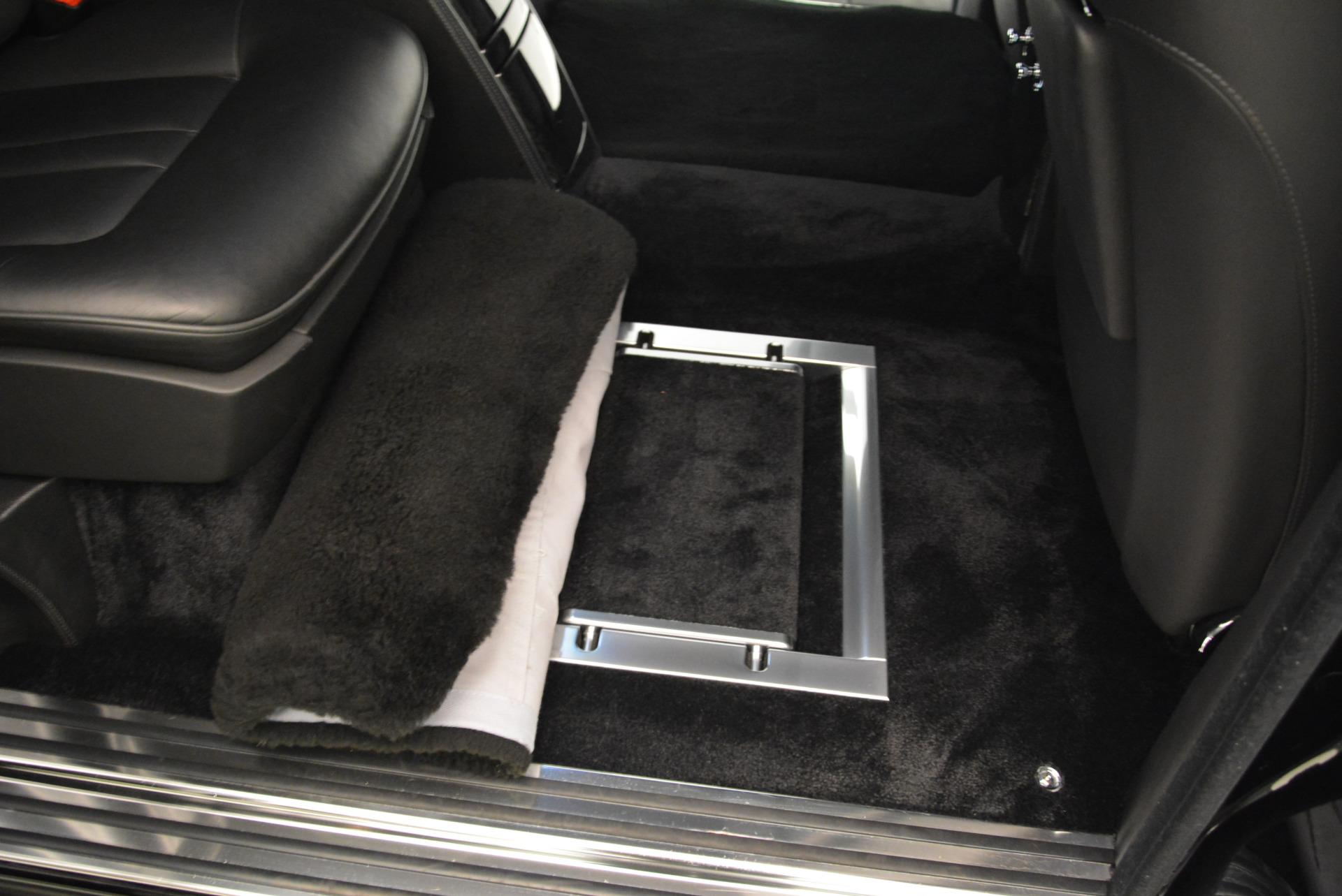 Used 2014 Rolls-Royce Phantom EWB For Sale In Westport, CT 2051_p18