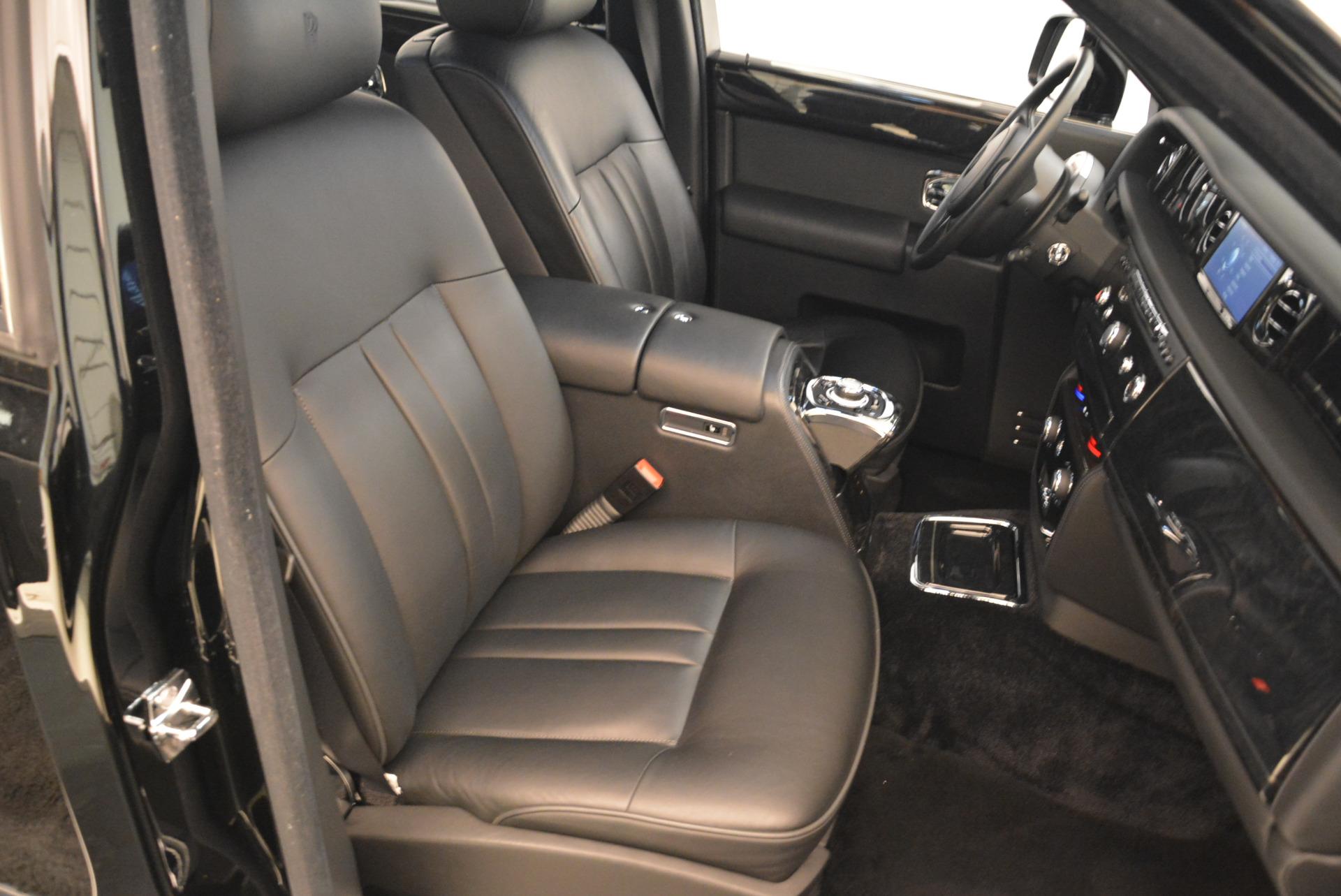 Used 2014 Rolls-Royce Phantom EWB For Sale In Westport, CT 2051_p23
