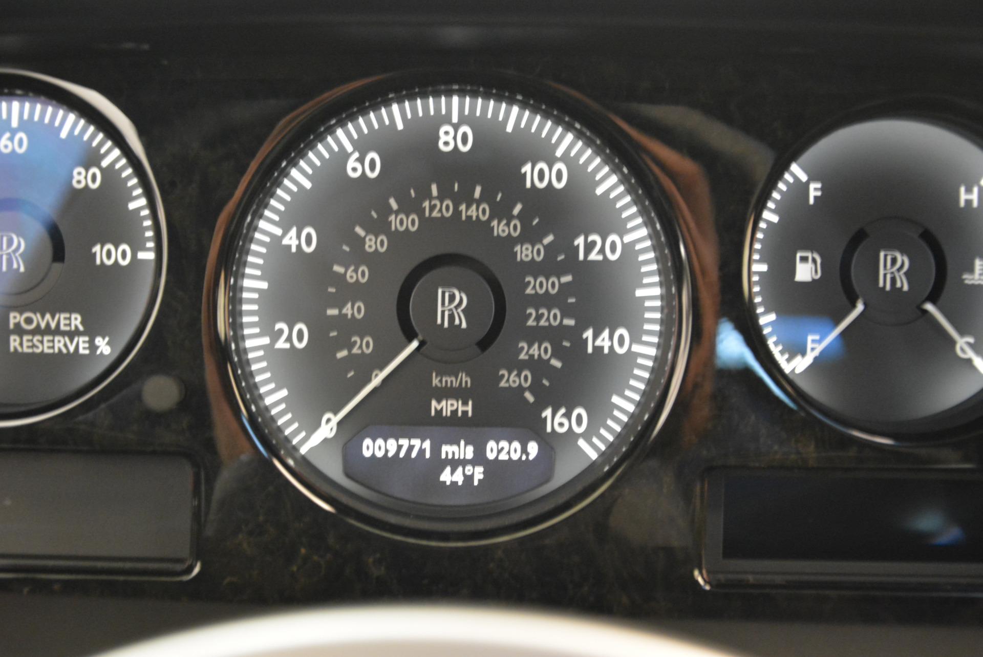 Used 2014 Rolls-Royce Phantom EWB For Sale In Westport, CT 2051_p30