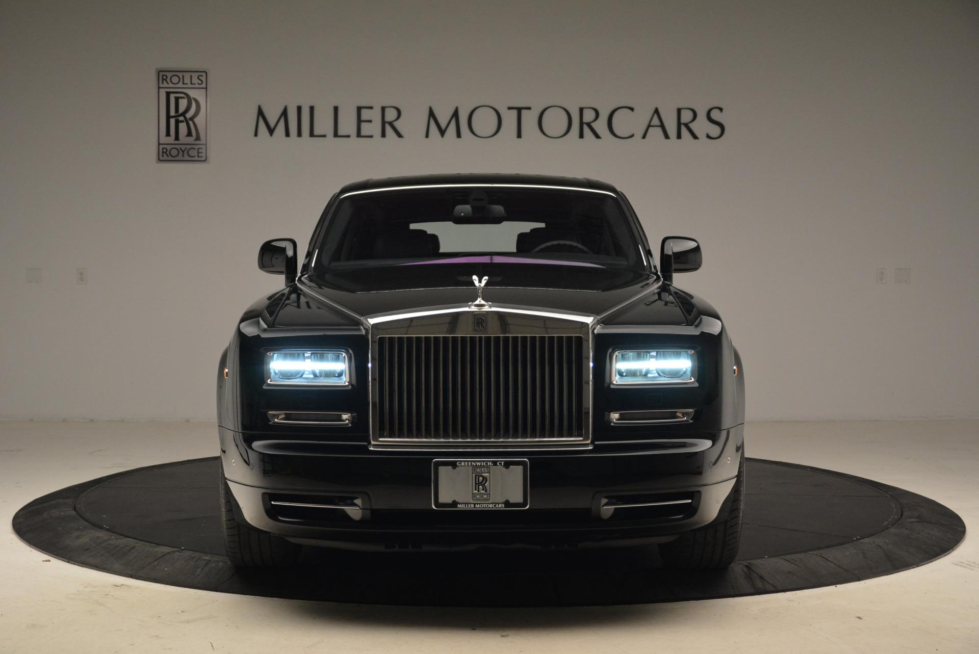Used 2014 Rolls-Royce Phantom EWB For Sale In Westport, CT 2051_p4