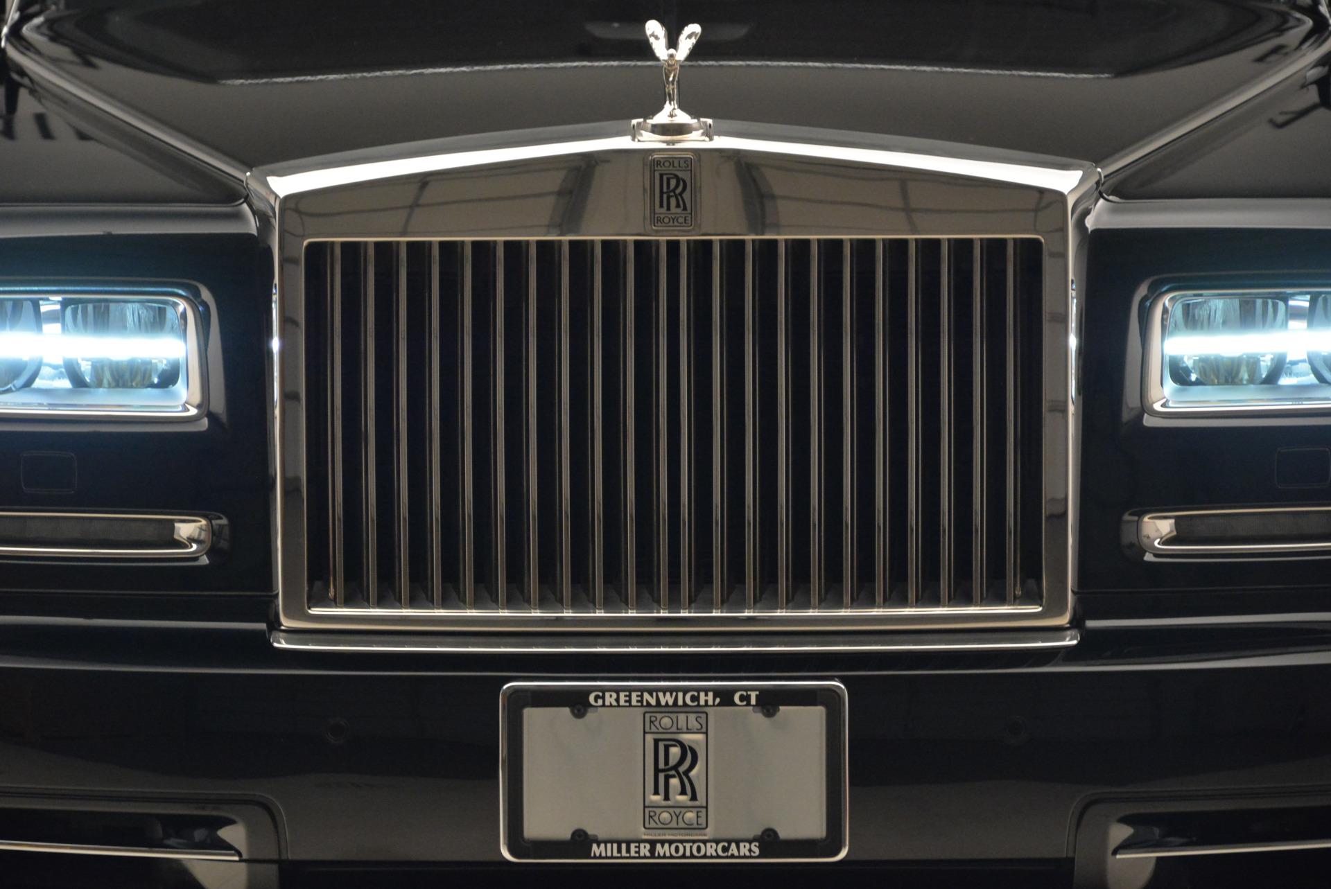 Used 2014 Rolls-Royce Phantom EWB For Sale In Westport, CT 2051_p5