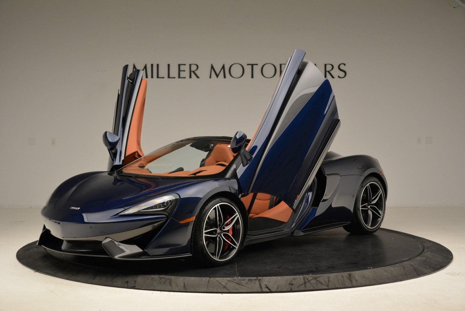 New 2018 McLaren 570S Spider For Sale In Westport, CT 2053_p14