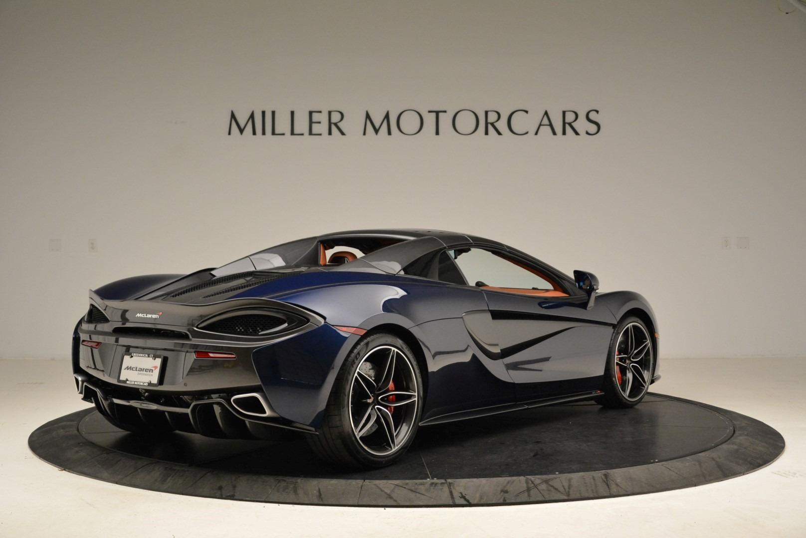 New 2018 McLaren 570S Spider For Sale In Westport, CT 2053_p19