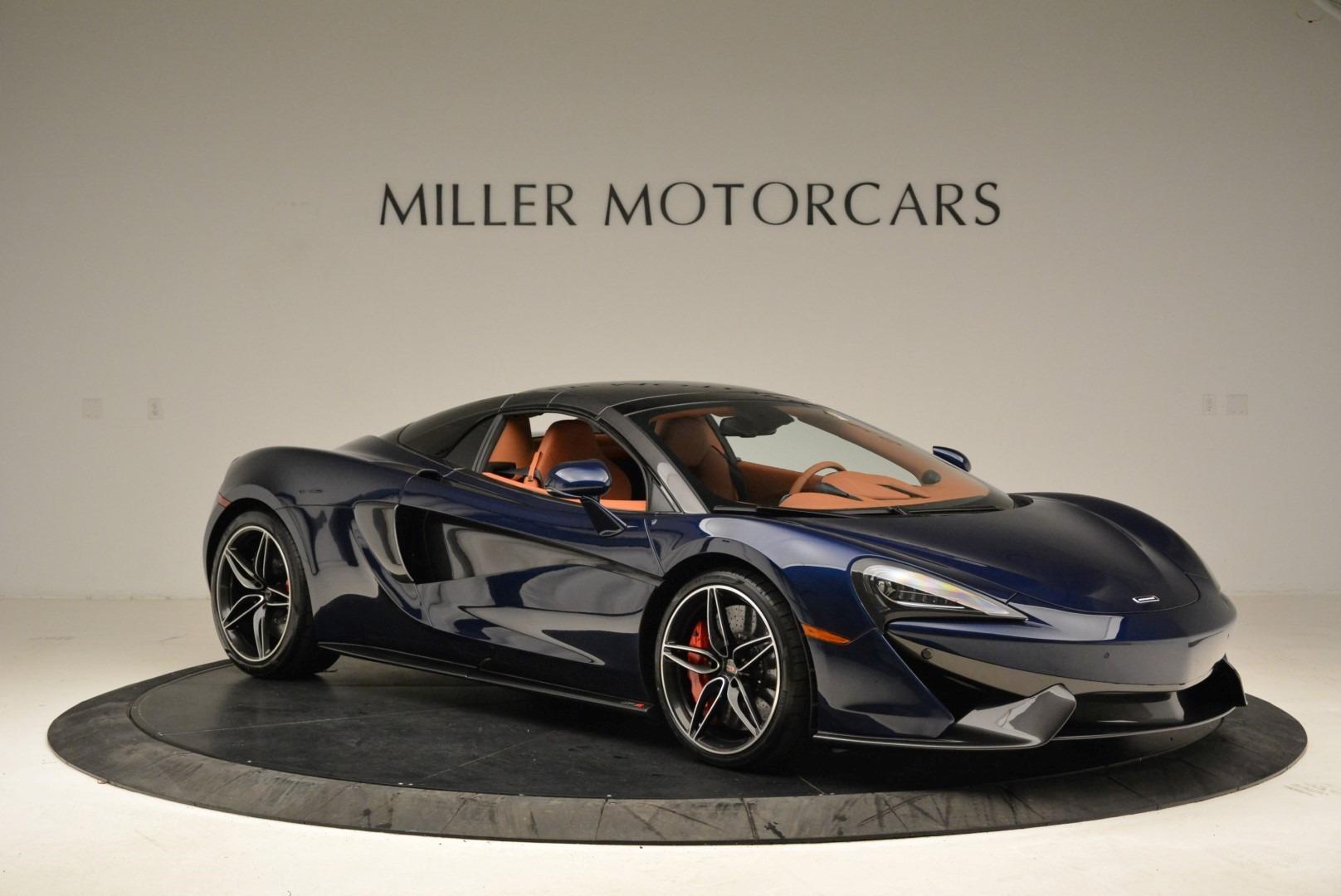 New 2018 McLaren 570S Spider For Sale In Westport, CT 2053_p21