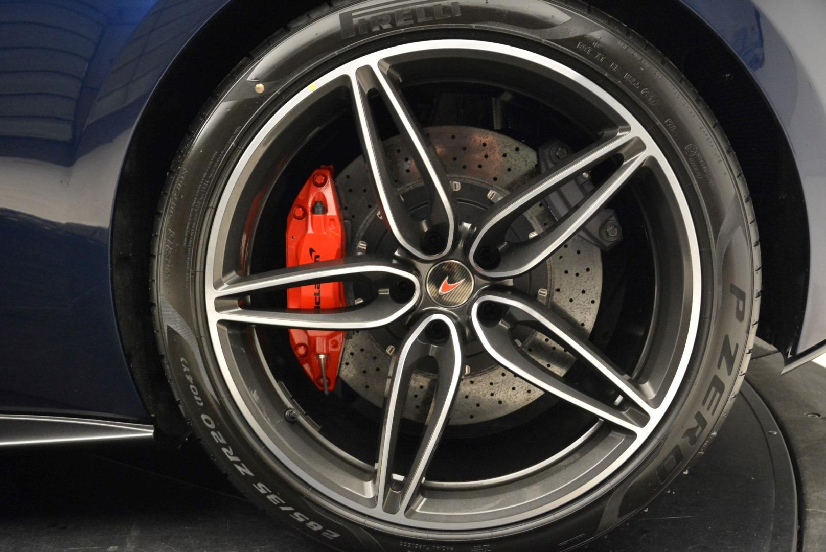 New 2018 McLaren 570S Spider For Sale In Westport, CT 2053_p24