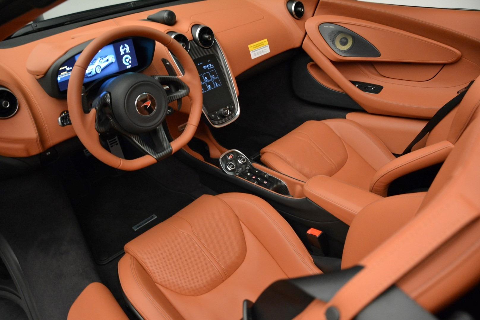 New 2018 McLaren 570S Spider For Sale In Westport, CT 2053_p25