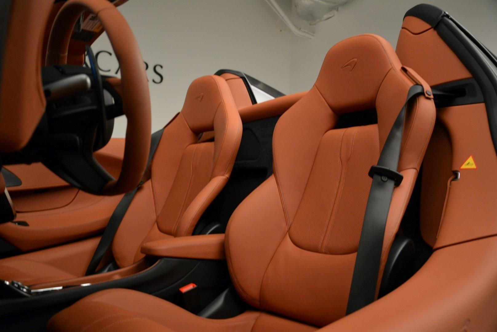 New 2018 McLaren 570S Spider For Sale In Westport, CT 2053_p27