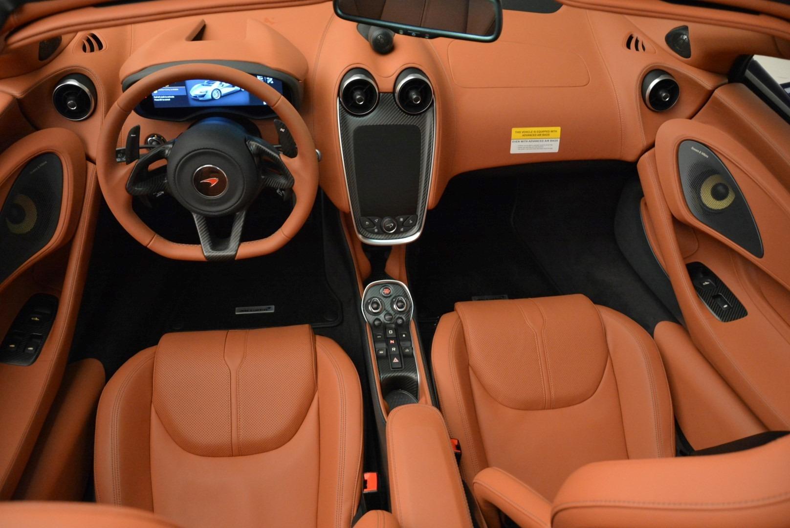 New 2018 McLaren 570S Spider For Sale In Westport, CT 2053_p28