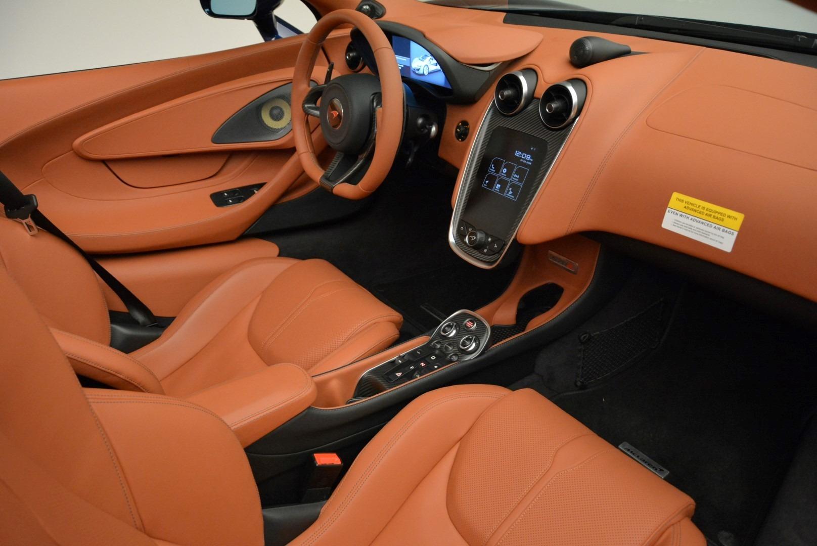 New 2018 McLaren 570S Spider For Sale In Westport, CT 2053_p29