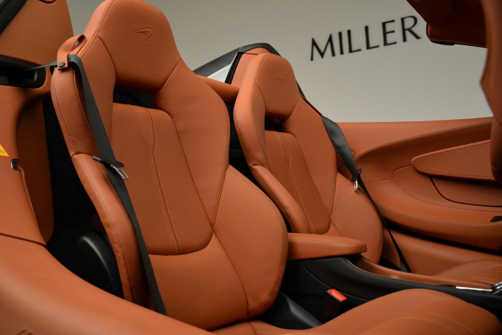 New 2018 McLaren 570S Spider For Sale In Westport, CT 2053_p31