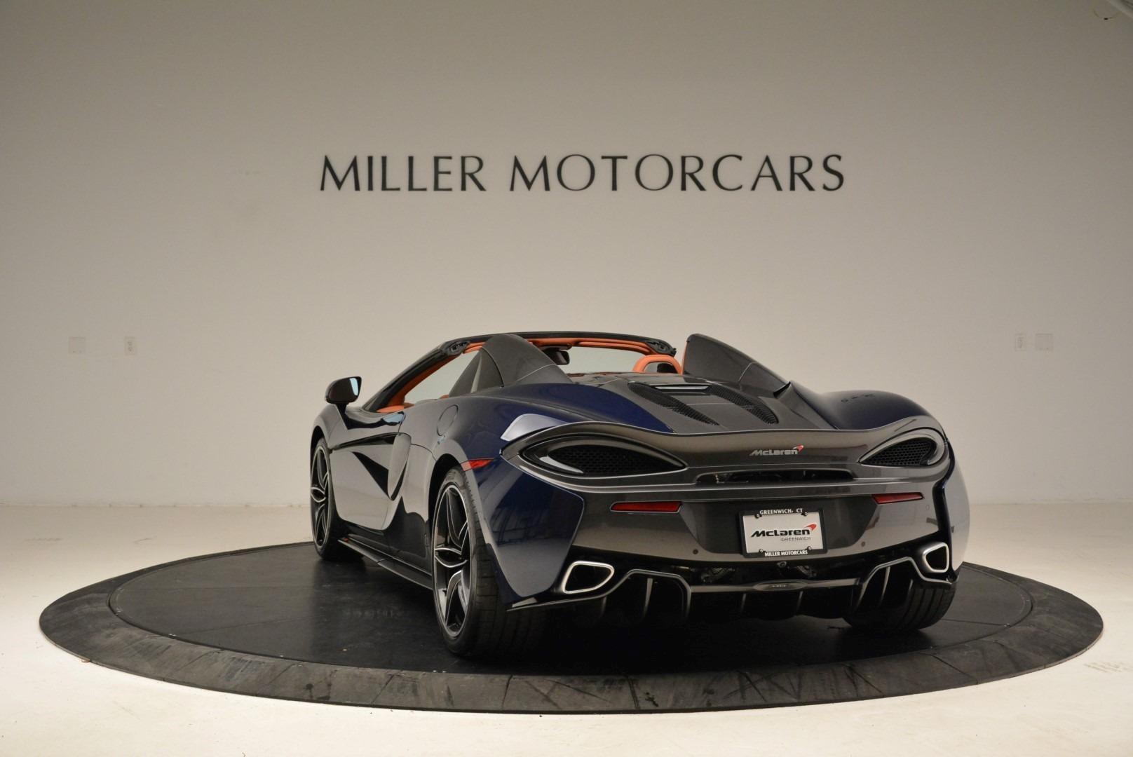 New 2018 McLaren 570S Spider For Sale In Westport, CT 2053_p5