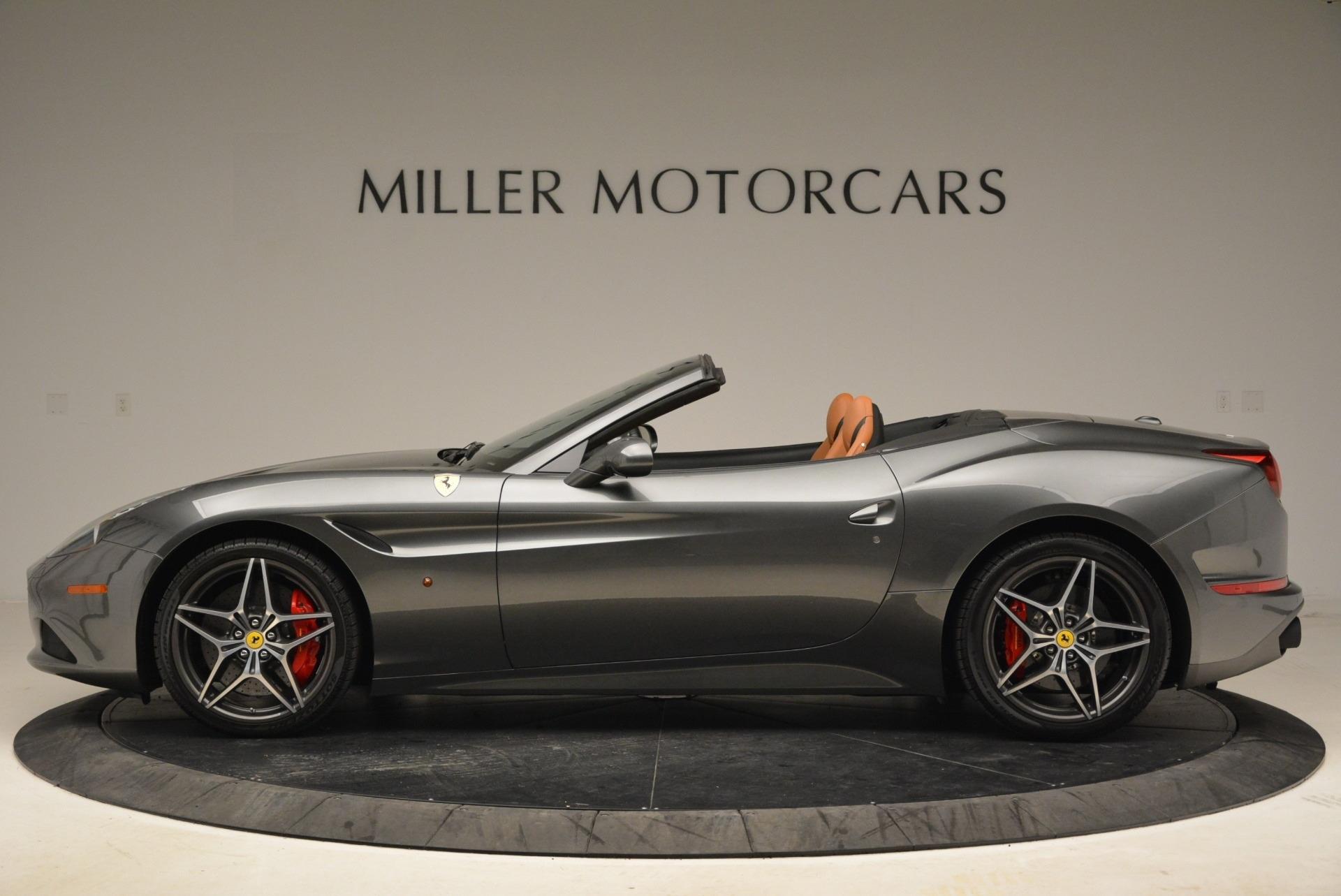 Used 2017 Ferrari California T Handling Speciale For Sale In Westport, CT 2054_p3