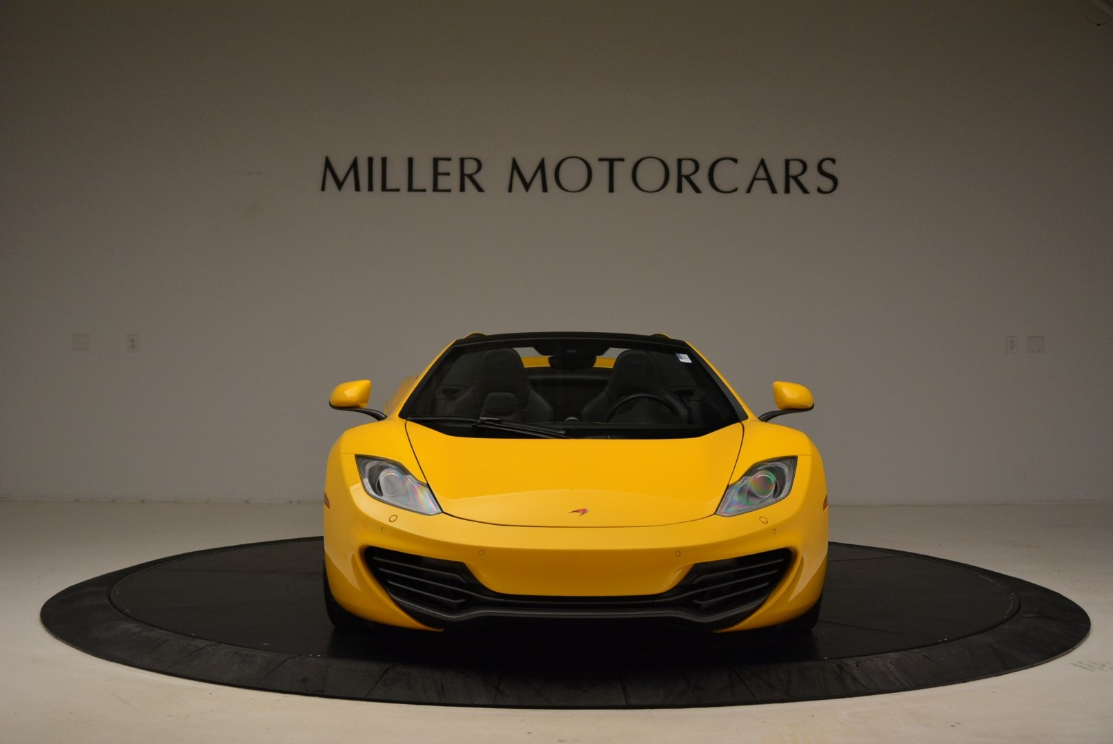 Used 2014 McLaren MP4-12C Spider For Sale In Westport, CT 2057_p12