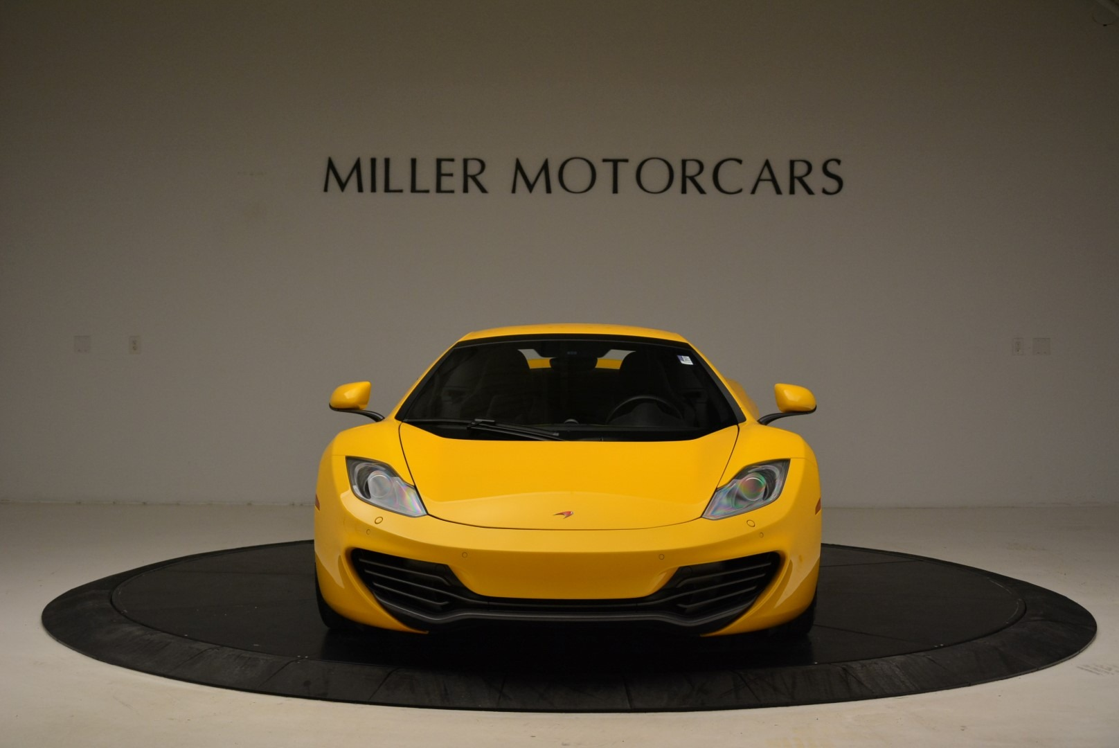 Used 2014 McLaren MP4-12C Spider For Sale In Westport, CT 2057_p22