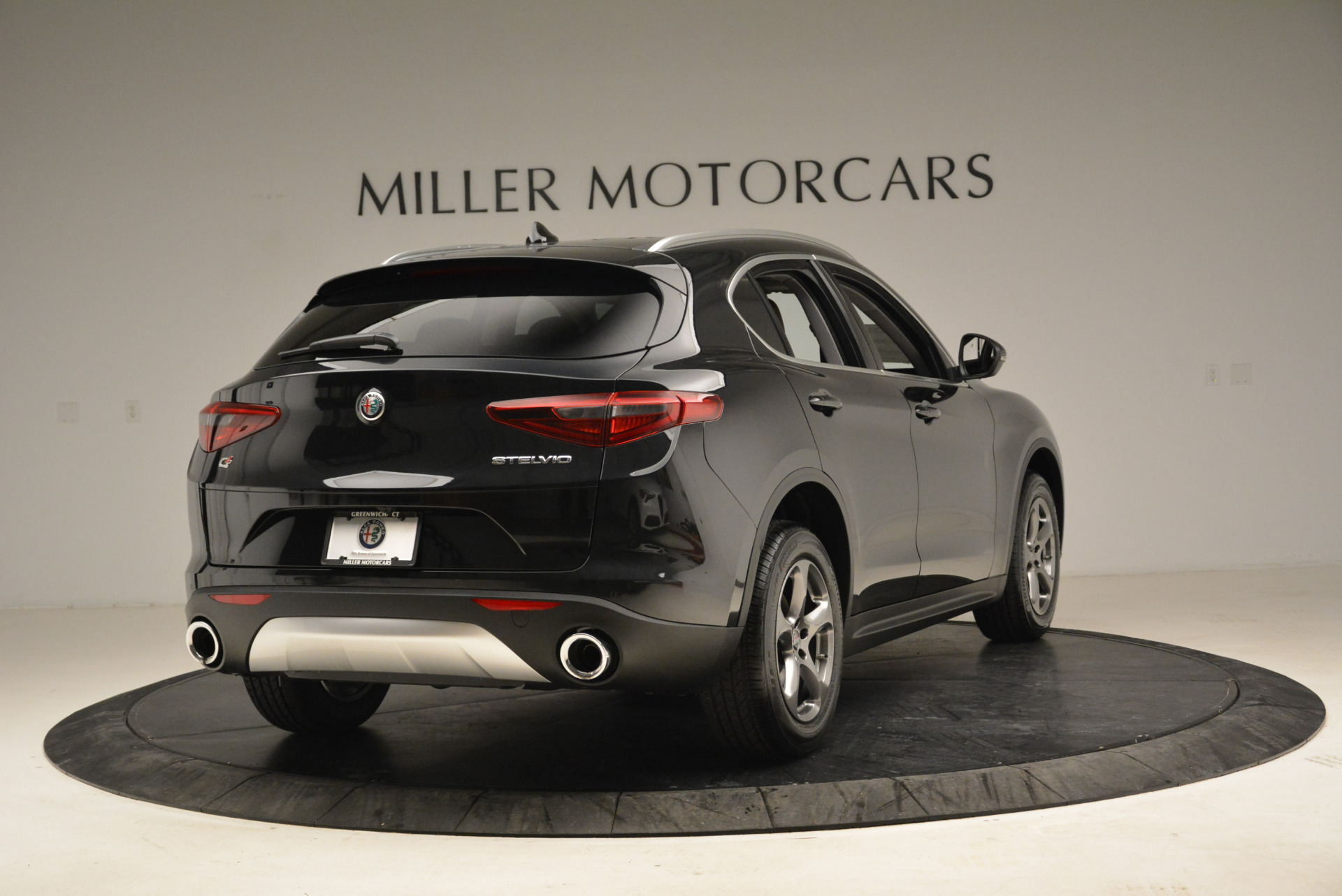 New 2018 Alfa Romeo Stelvio Q4 For Sale In Westport, CT 2059_p7