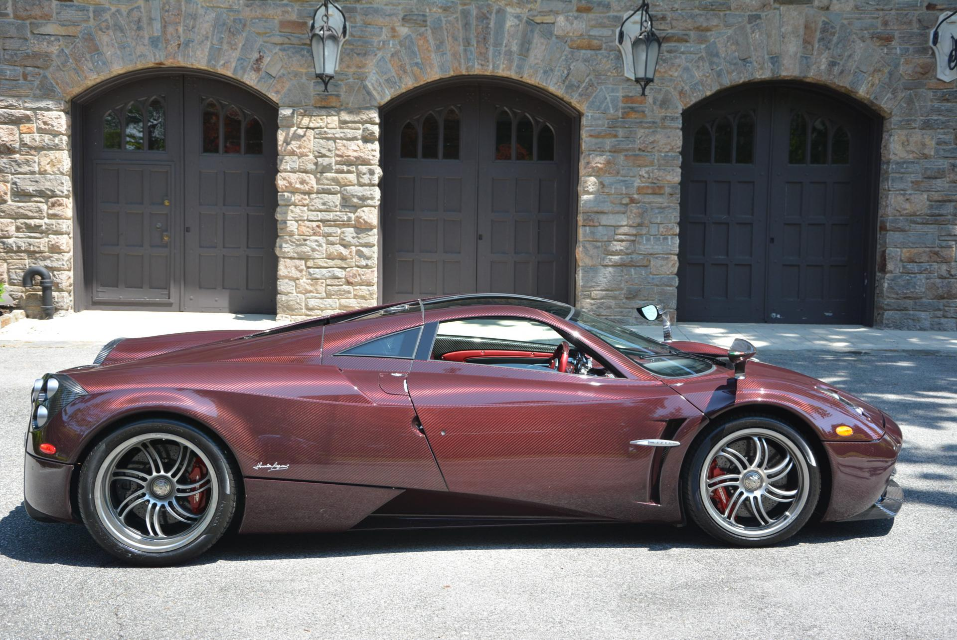 Used 2014 Pagani Huayra  For Sale In Westport, CT 206_p2