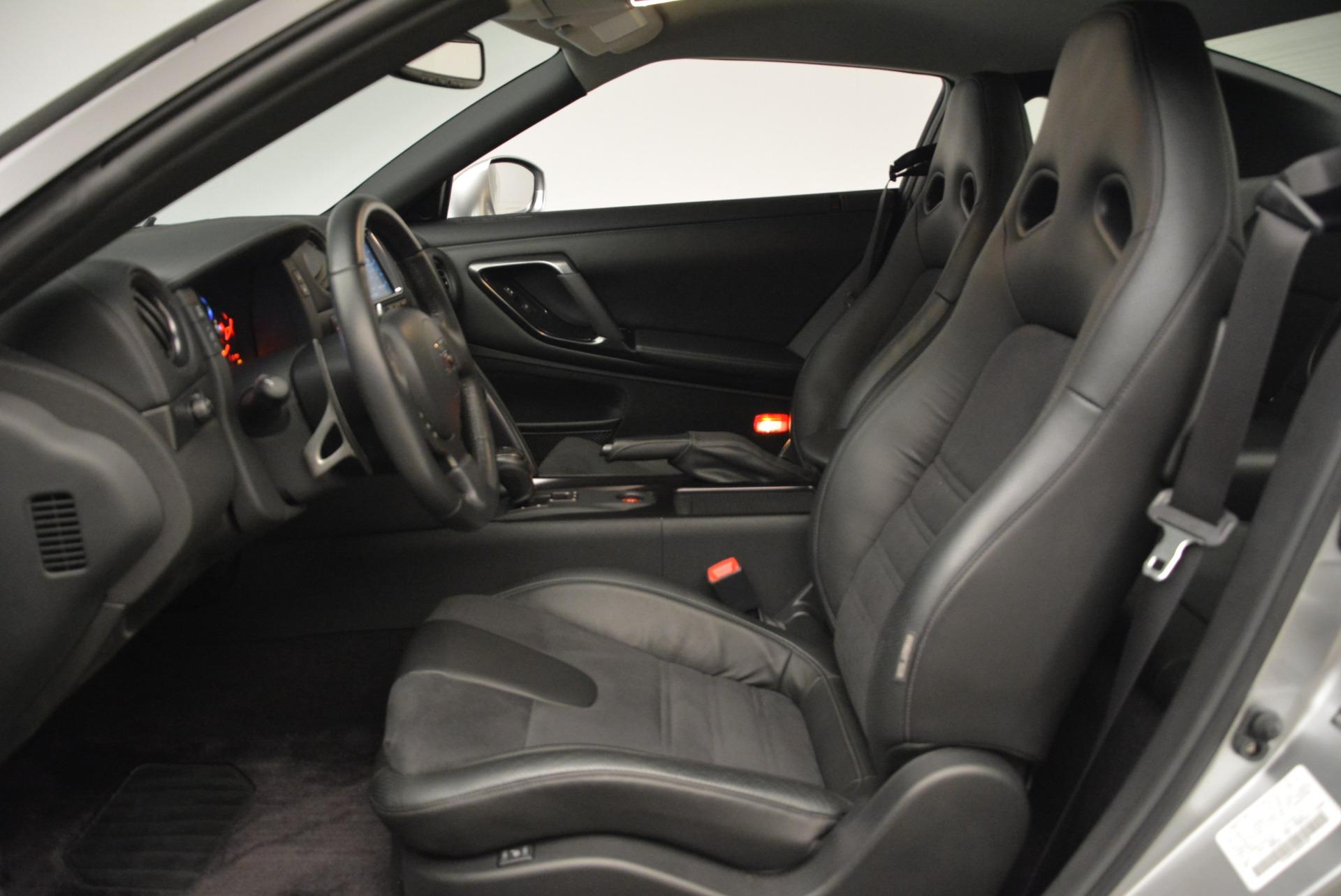 Used 2013 Nissan GT-R Premium For Sale In Westport, CT 2062_p20