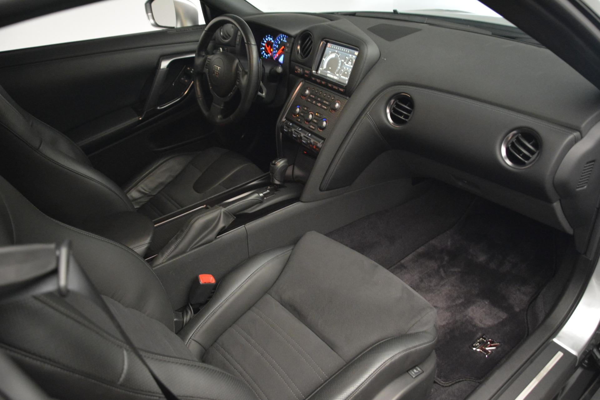 Used 2013 Nissan GT-R Premium For Sale In Westport, CT 2062_p22
