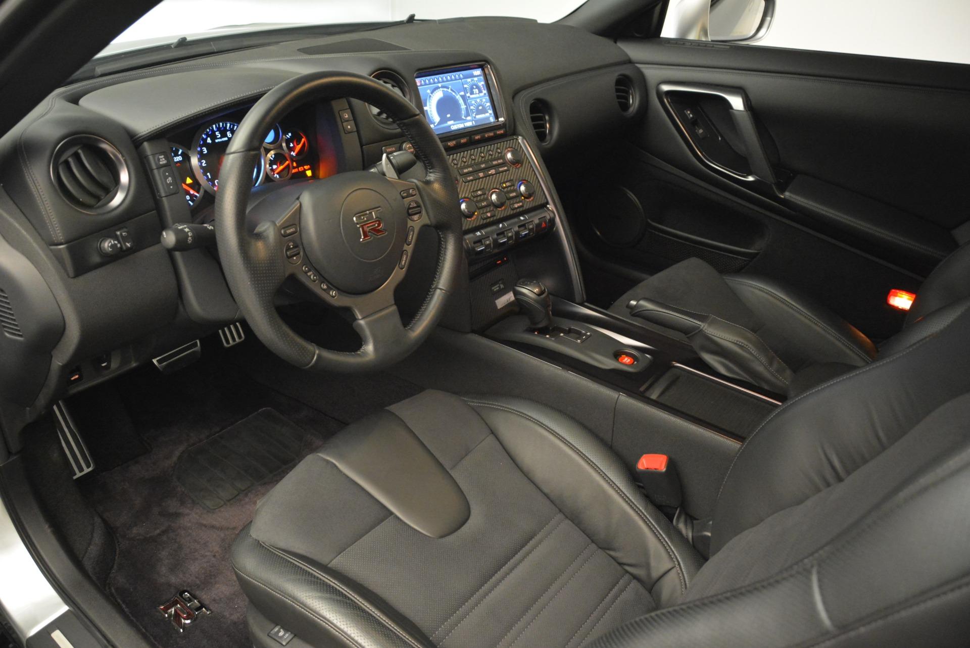 Used 2013 Nissan GT-R Premium For Sale In Westport, CT 2062_p26