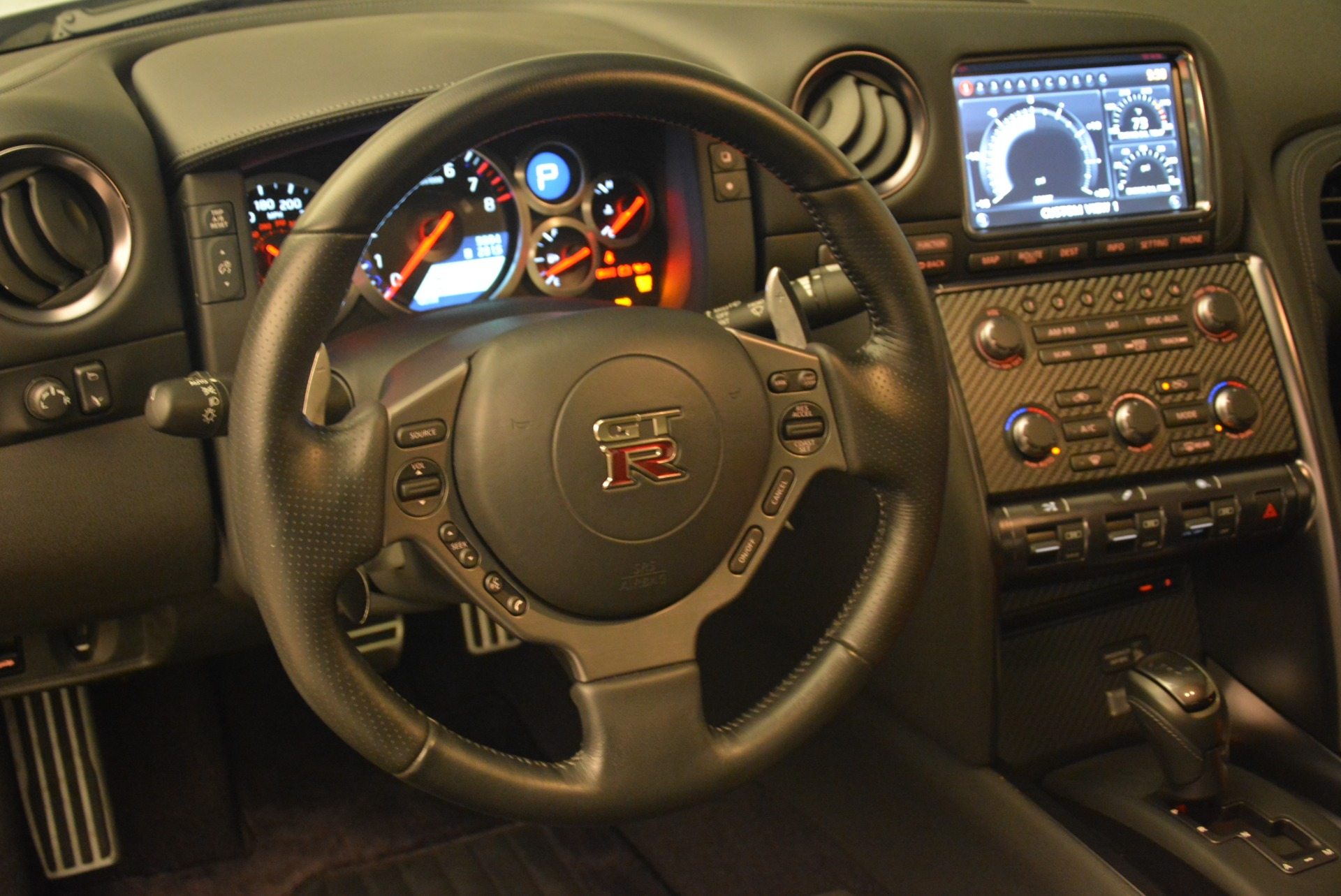 Used 2013 Nissan GT-R Premium For Sale In Westport, CT 2062_p27